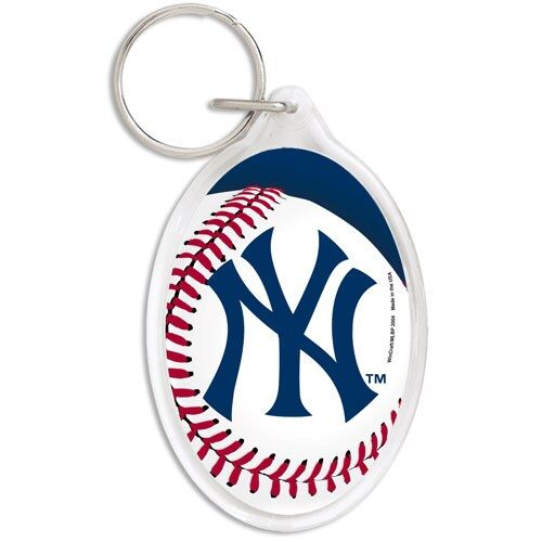 New York Yankees WinCraft Premium Acrylic Keychain --