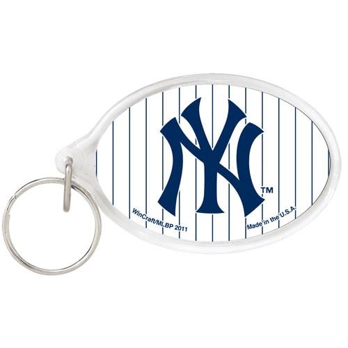 New York Yankees WinCraft Premium Acrylic Keychain