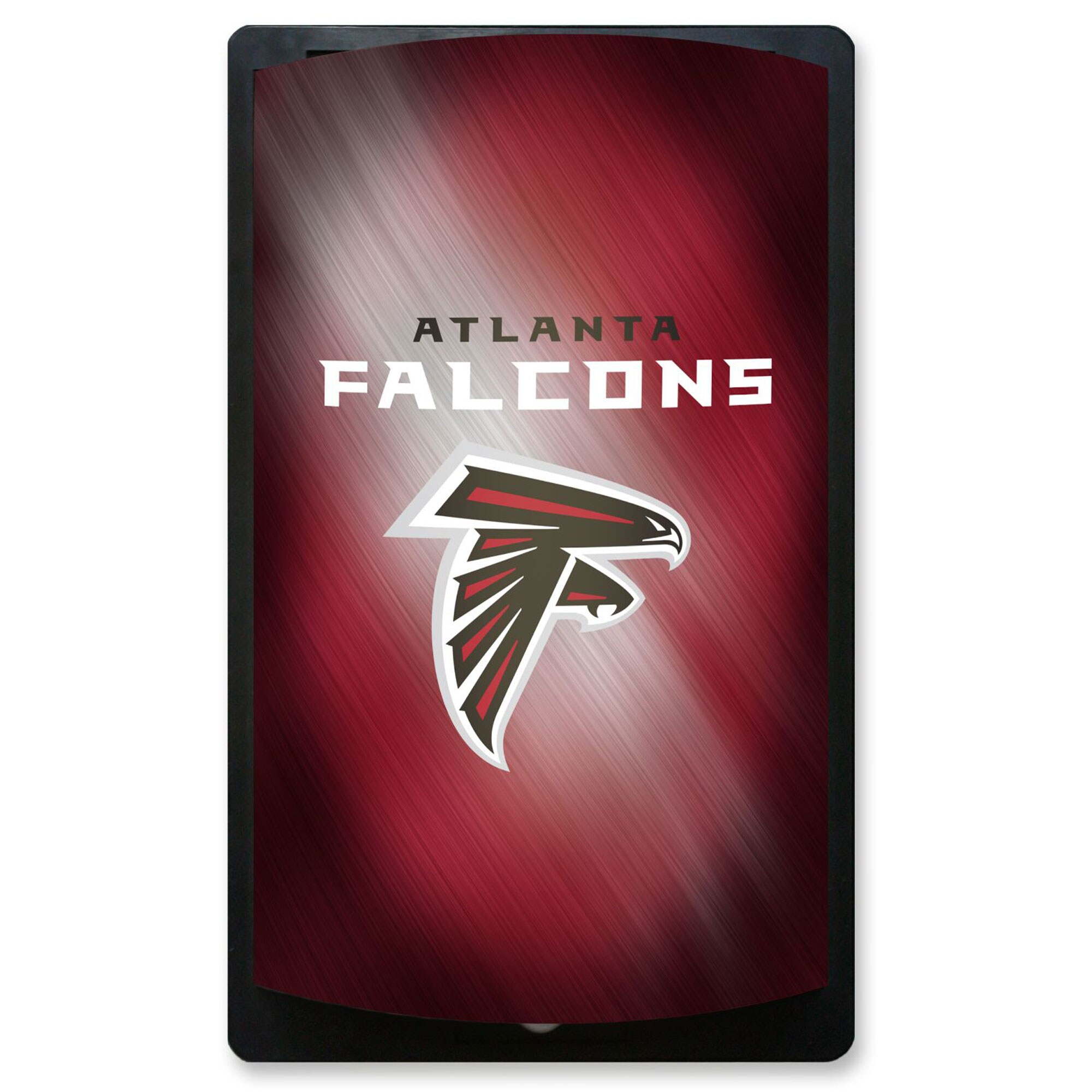 Atlanta Falcons 12.5'' x 7.5'' MotiGlow Sign
