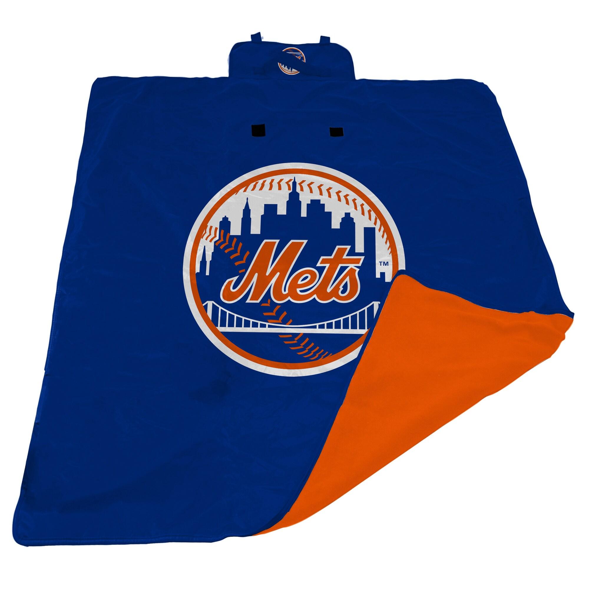 New York Mets All-Weather XL Outdoor Blanket