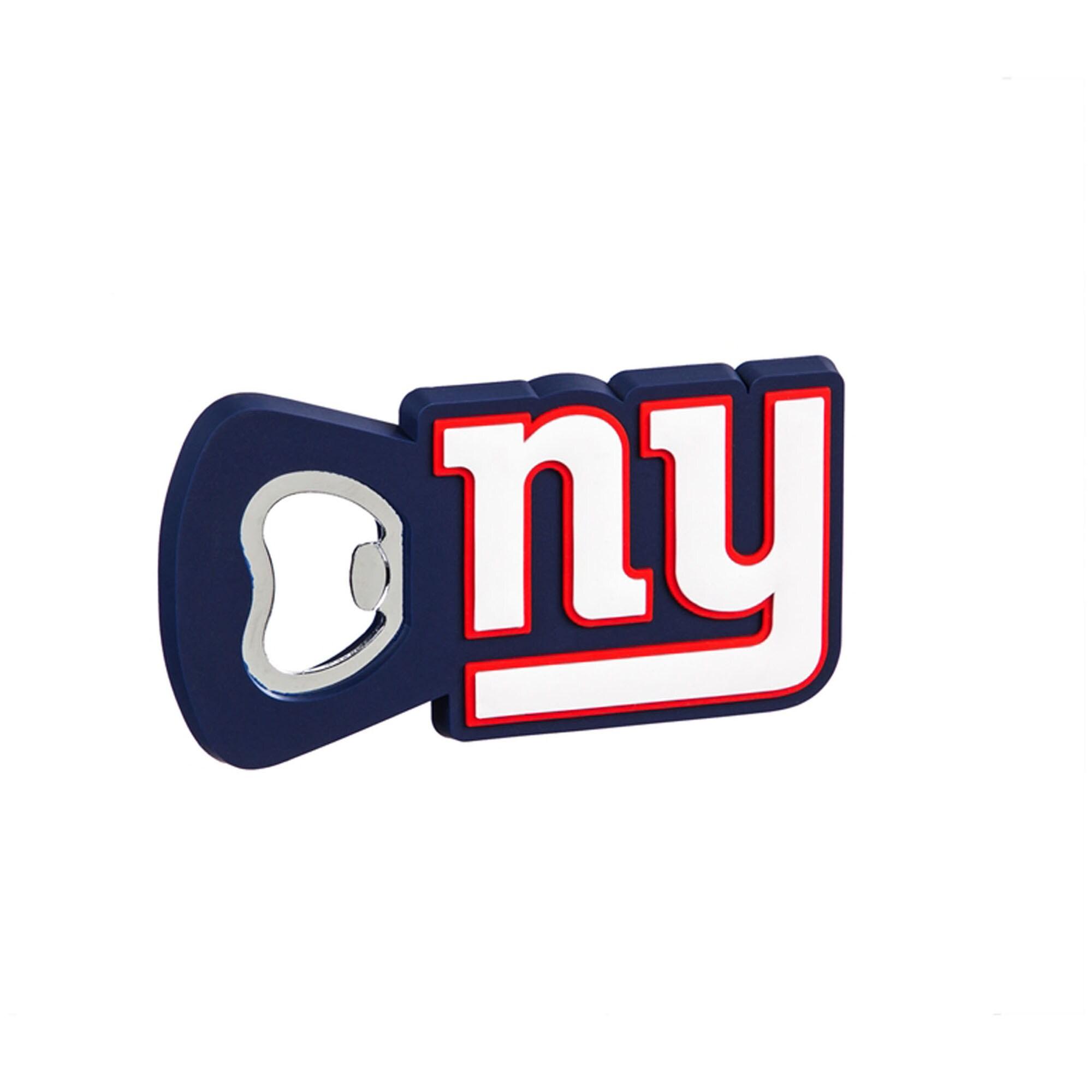 New York Giants Team Magnet Bottle Opener