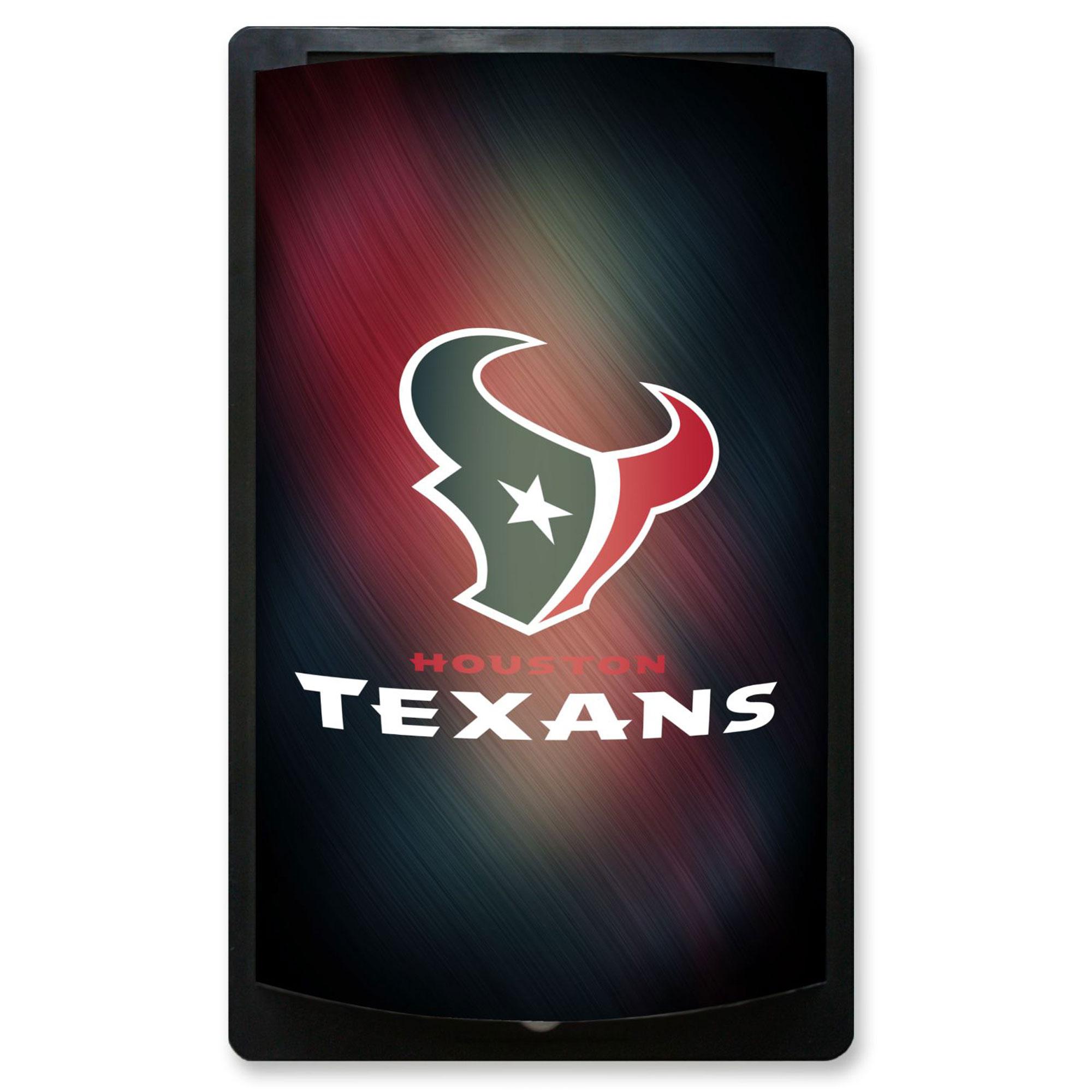 Houston Texans 12.5'' x 7.5'' MotiGlow Sign