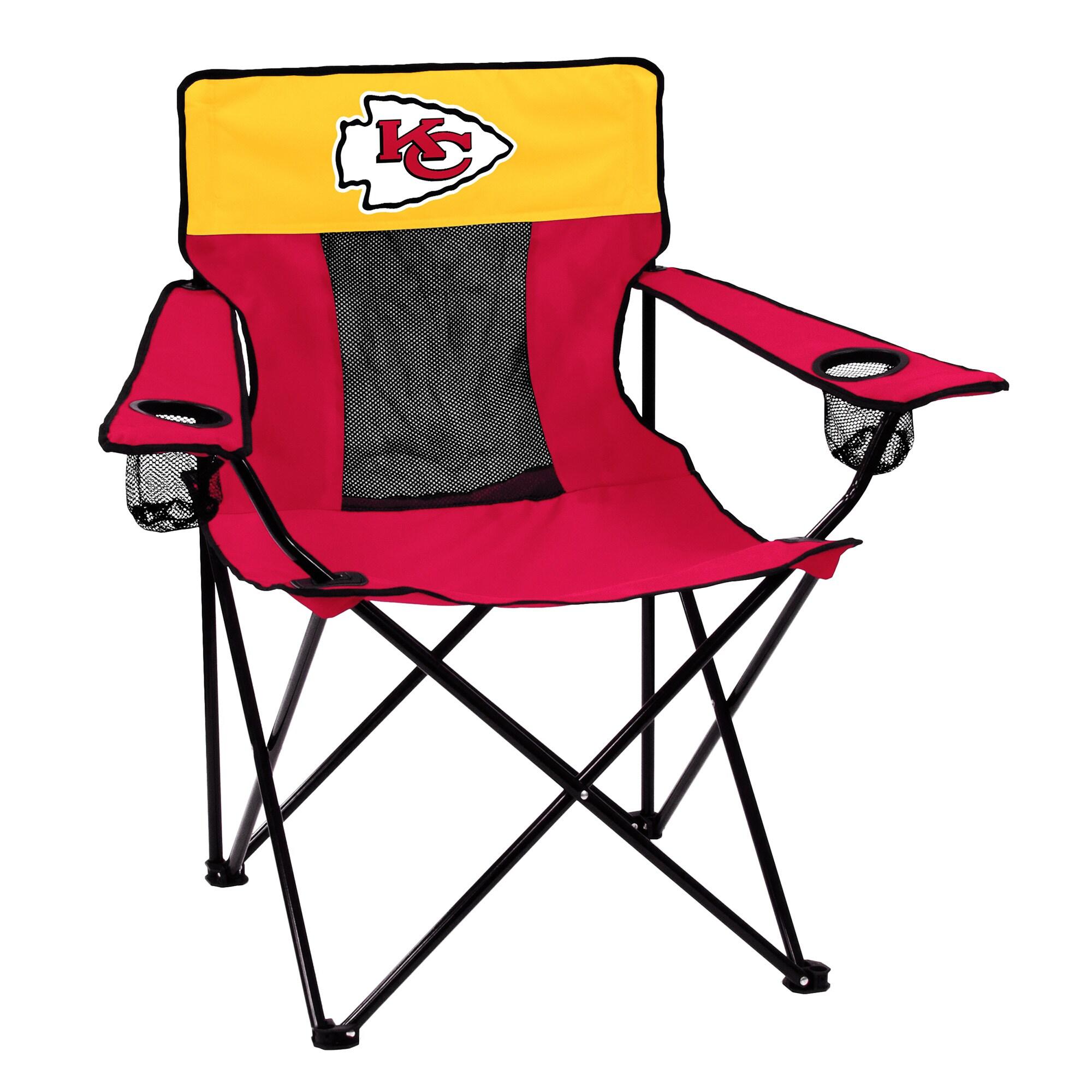 Kansas City Chiefs Elite Chair