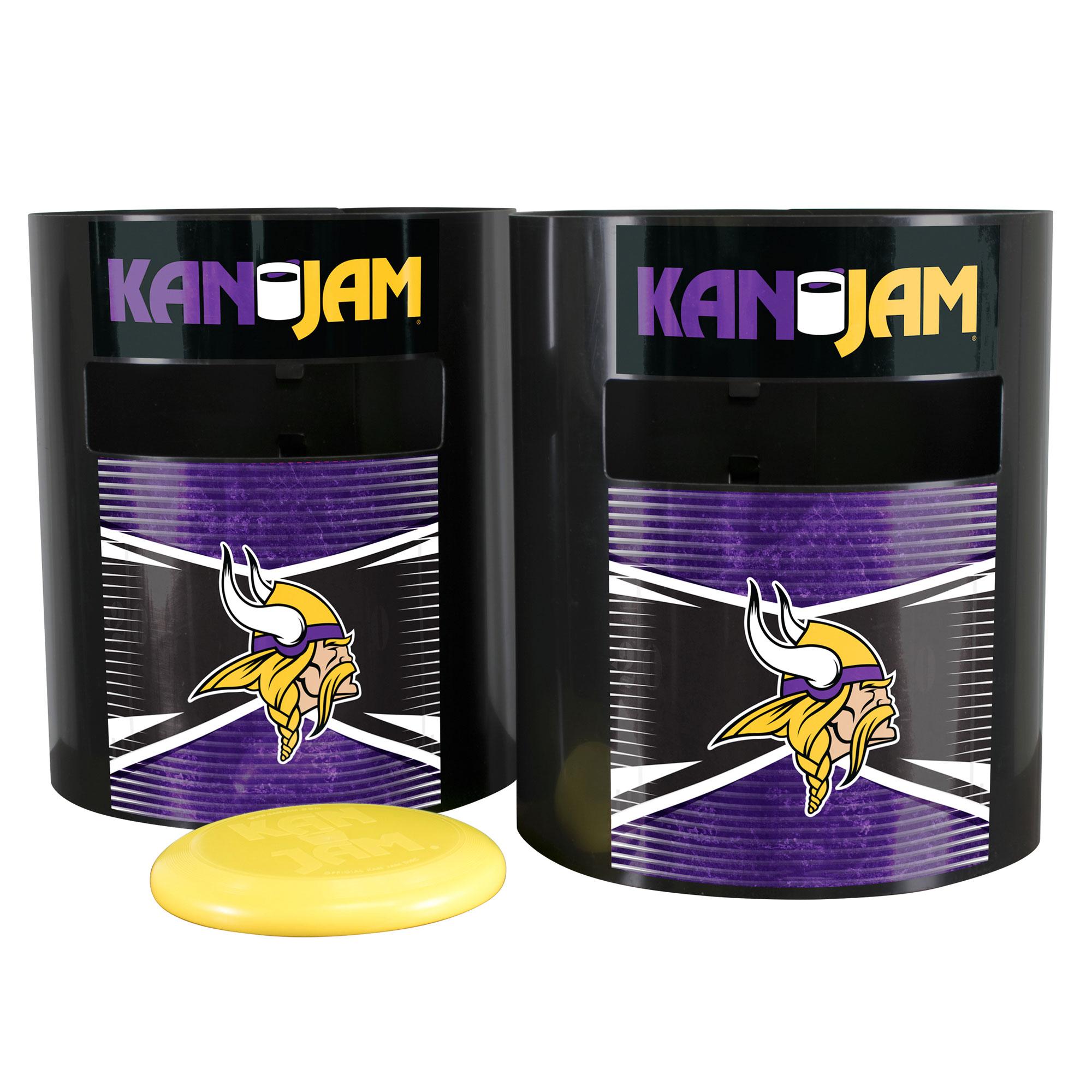 Minnesota Vikings Kan Jam Disc Game