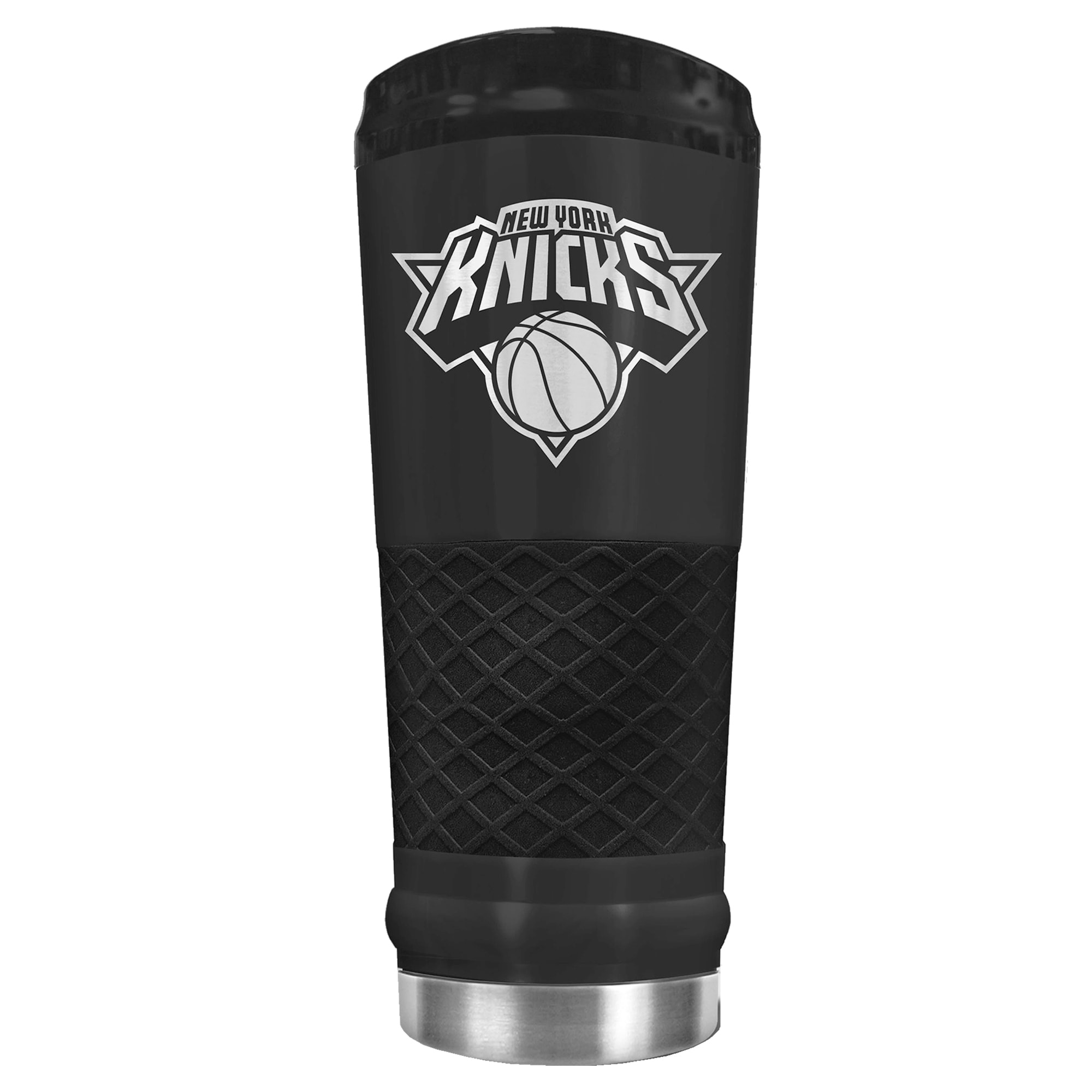 New York Knicks Stealth Matte 24oz Tumbler - Black