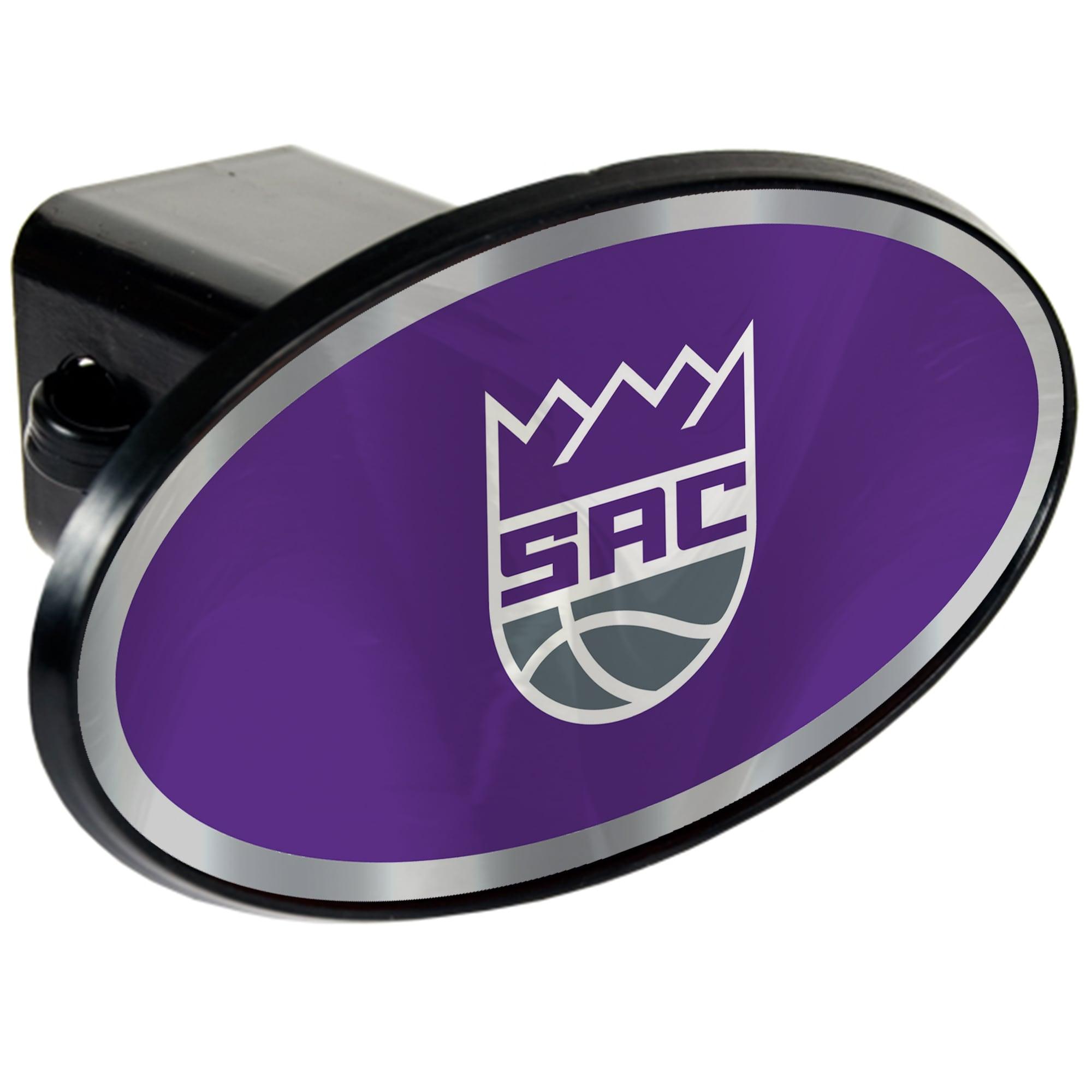 Sacramento Kings Oval Car Hitch Cover