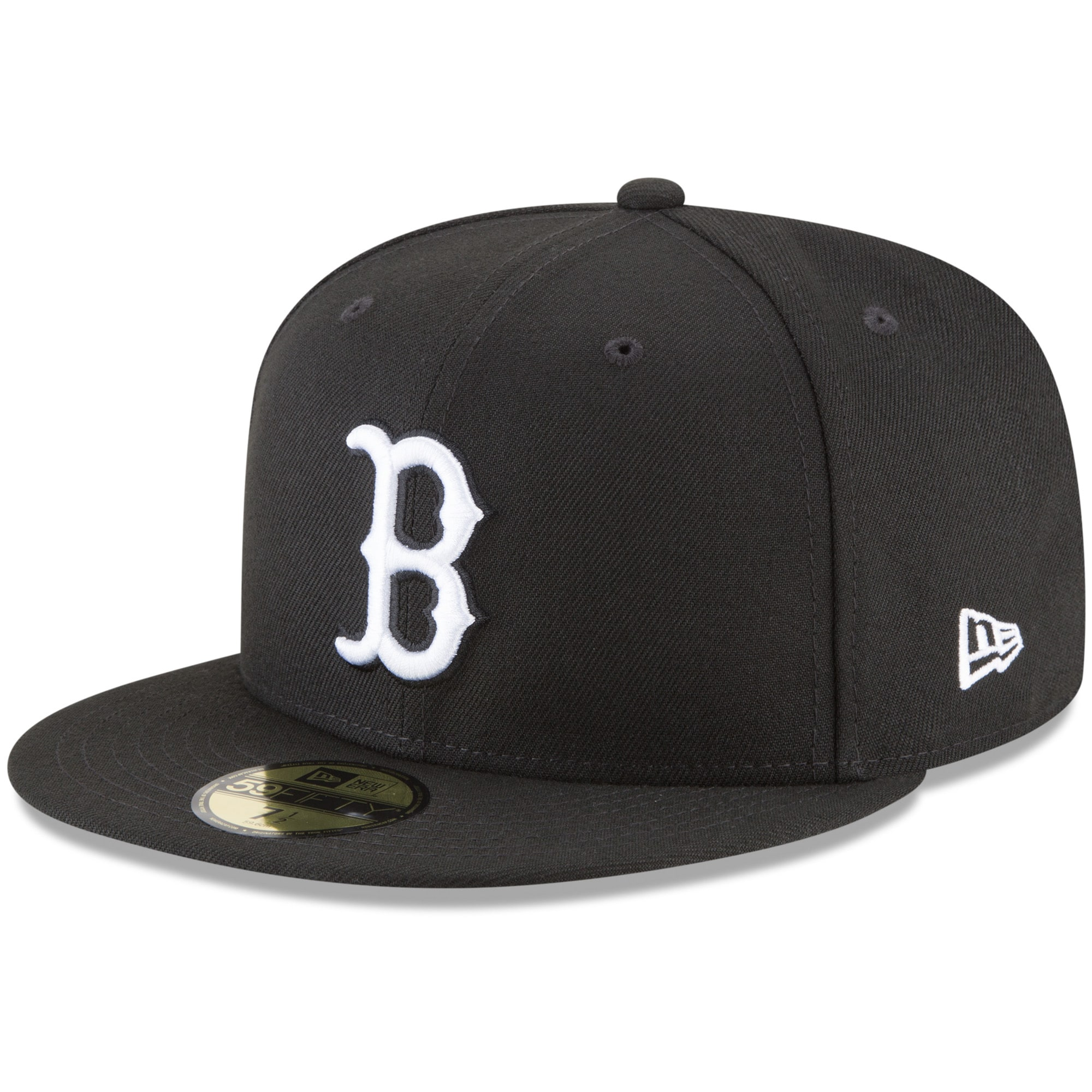 Boston Red Sox New Era 59FIFTY Fitted Hat - Black