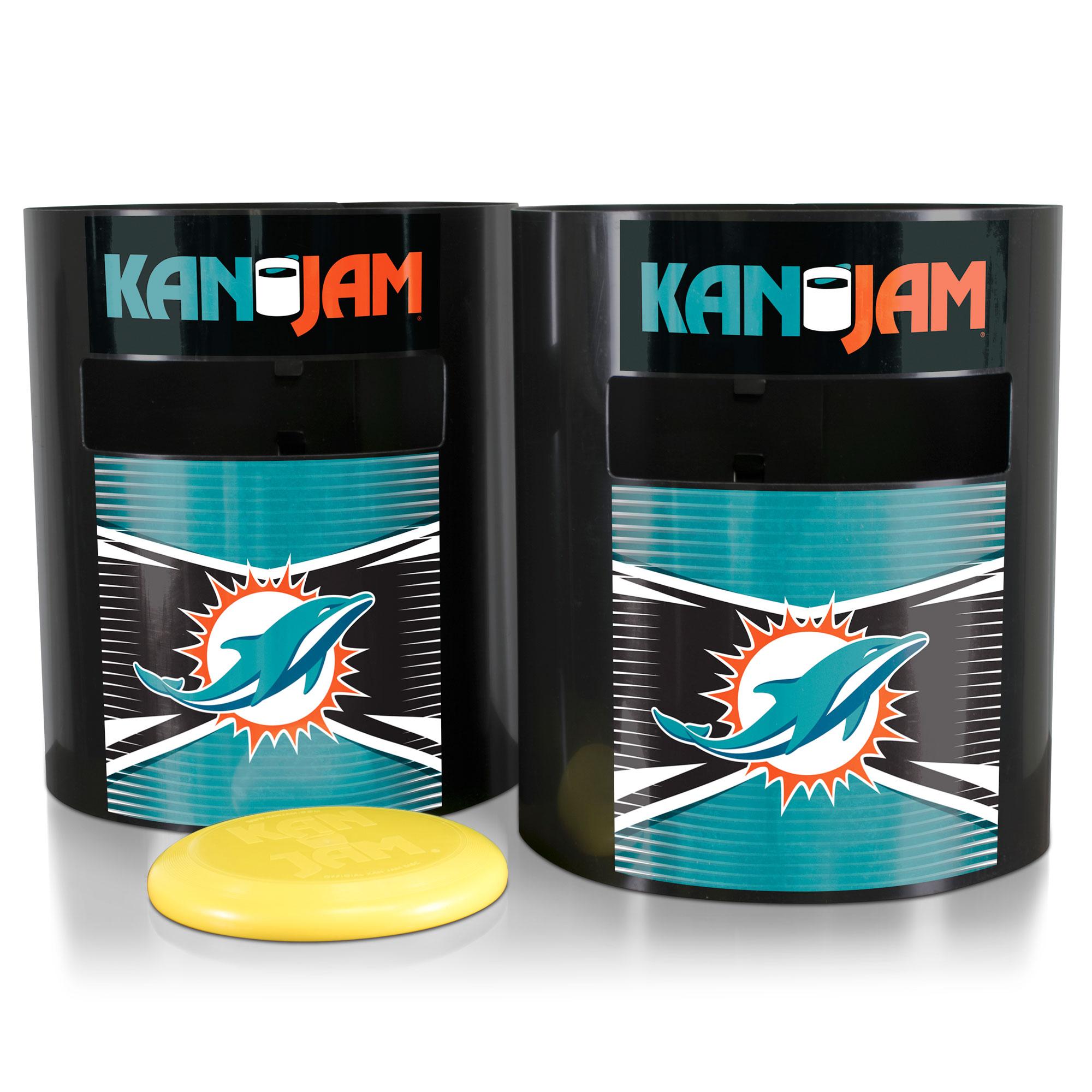 Miami Dolphins Kan Jam Disc Game