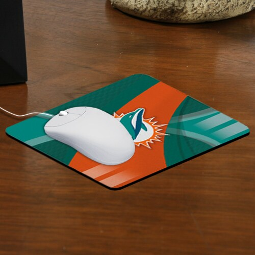 Miami Dolphins Sublimated Mousepad
