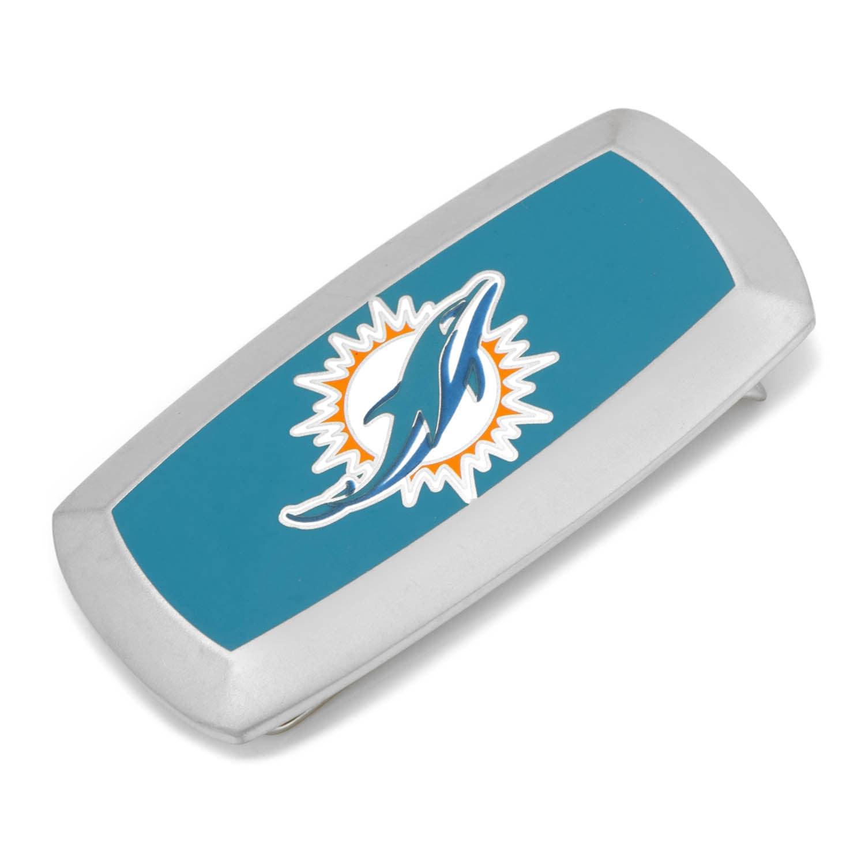 Miami Dolphins Team Money Clip