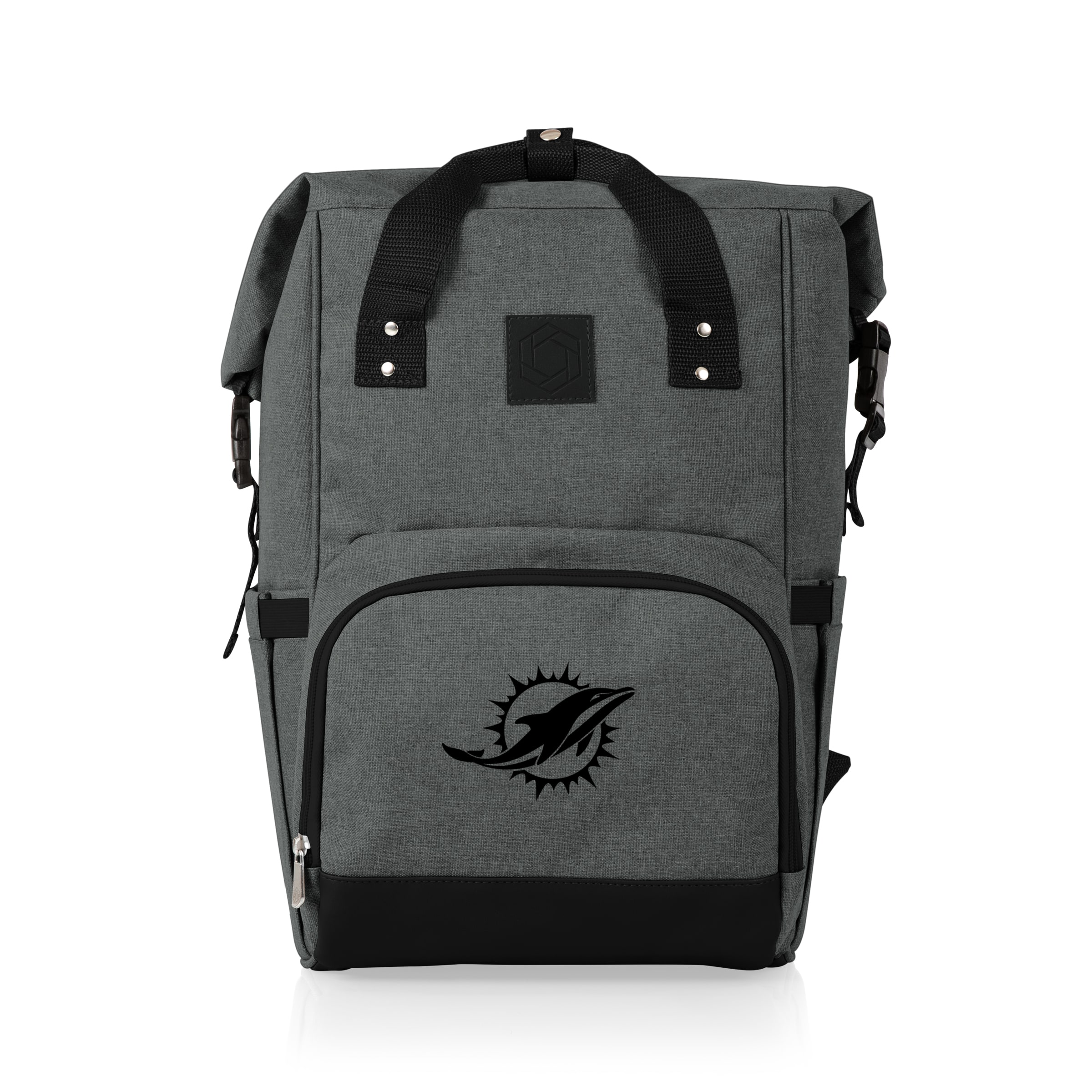 Miami Dolphins Backpack - Gray