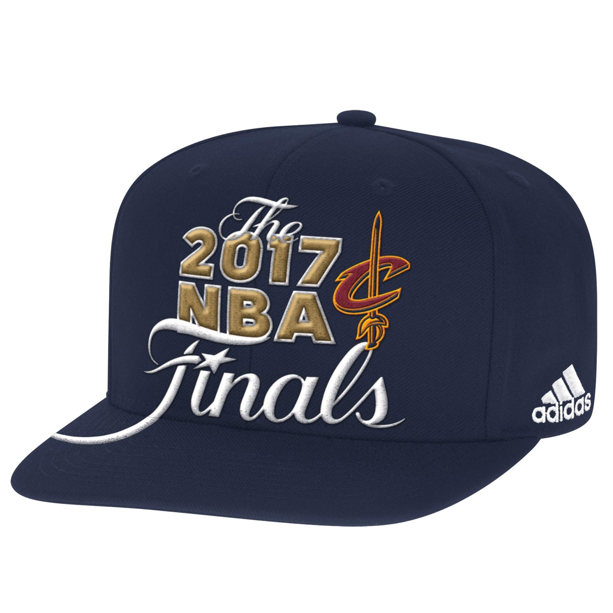 Cleveland Cavaliers adidas 2017 Eastern Conference Champions Locker Room Snapback Adjustable Hat - Navy