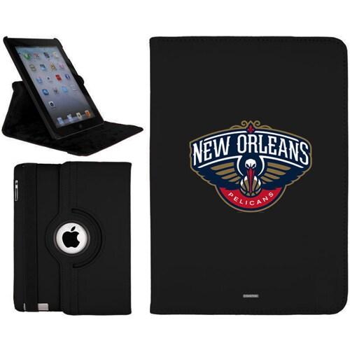 New Orleans Pelicans iPad Air Swivel - Black