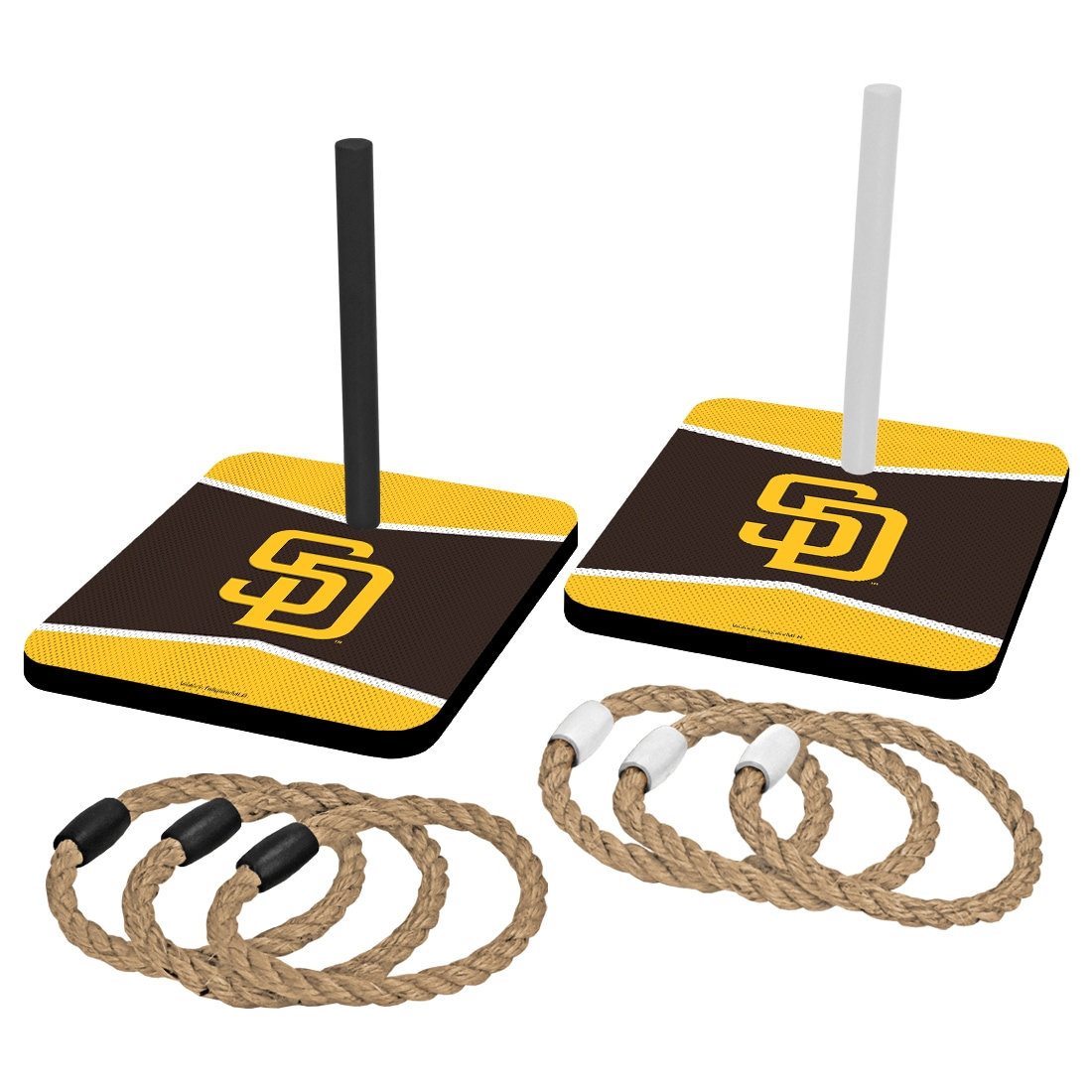 San Diego Padres Quoits Ring Toss Game