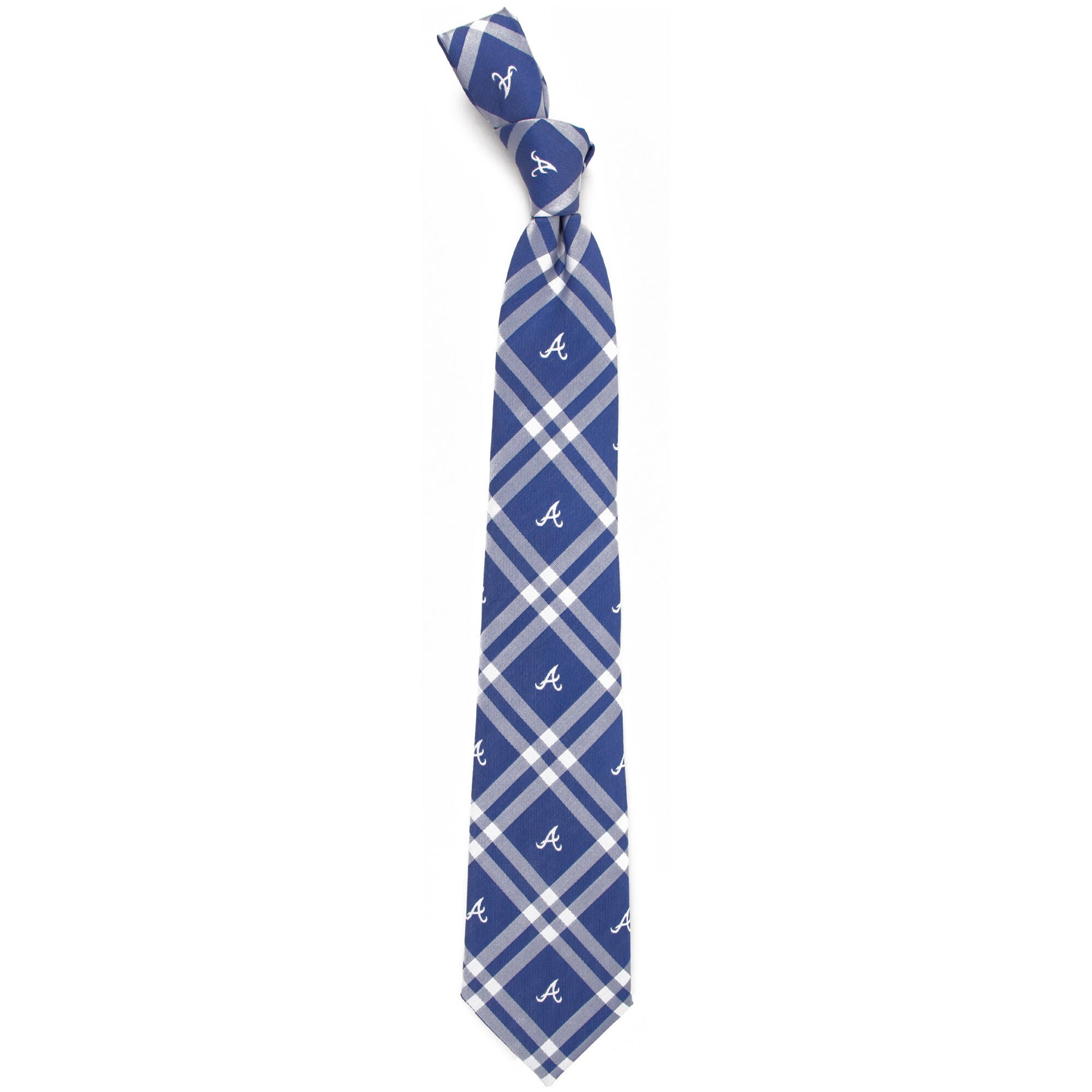 Atlanta Braves Rhodes Tie - Blue