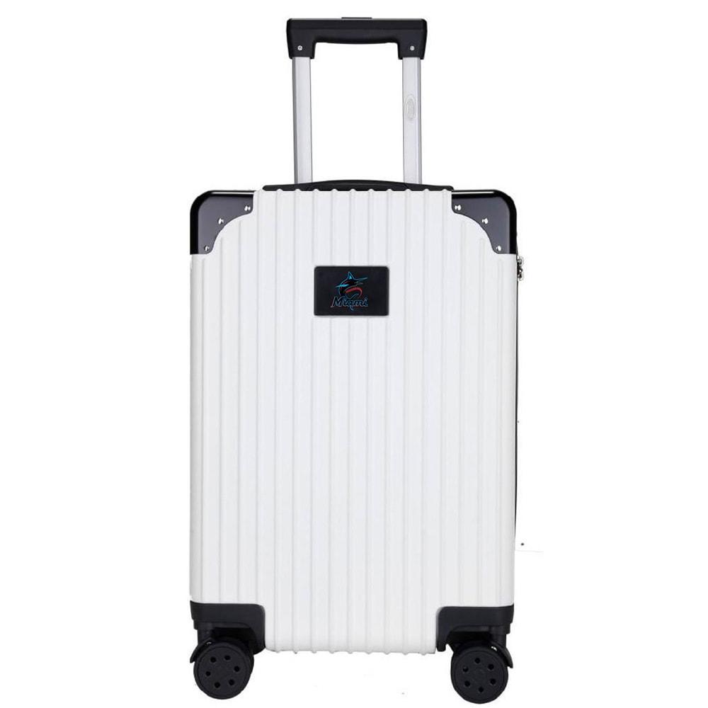 Miami Marlins 21'' Premium Carry-On Hardcase