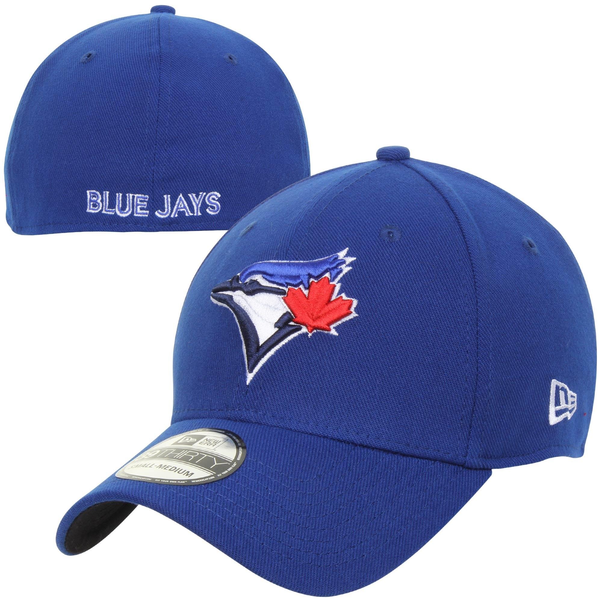 New Era Toronto Blue Jays MLB Team Classic 39THIRTY Flex Hat - Royal