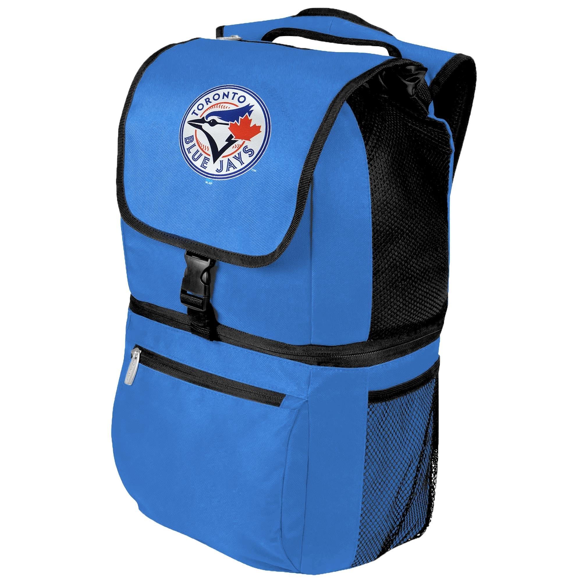 Toronto Blue Jays Zuma Backpack Cooler - Royal