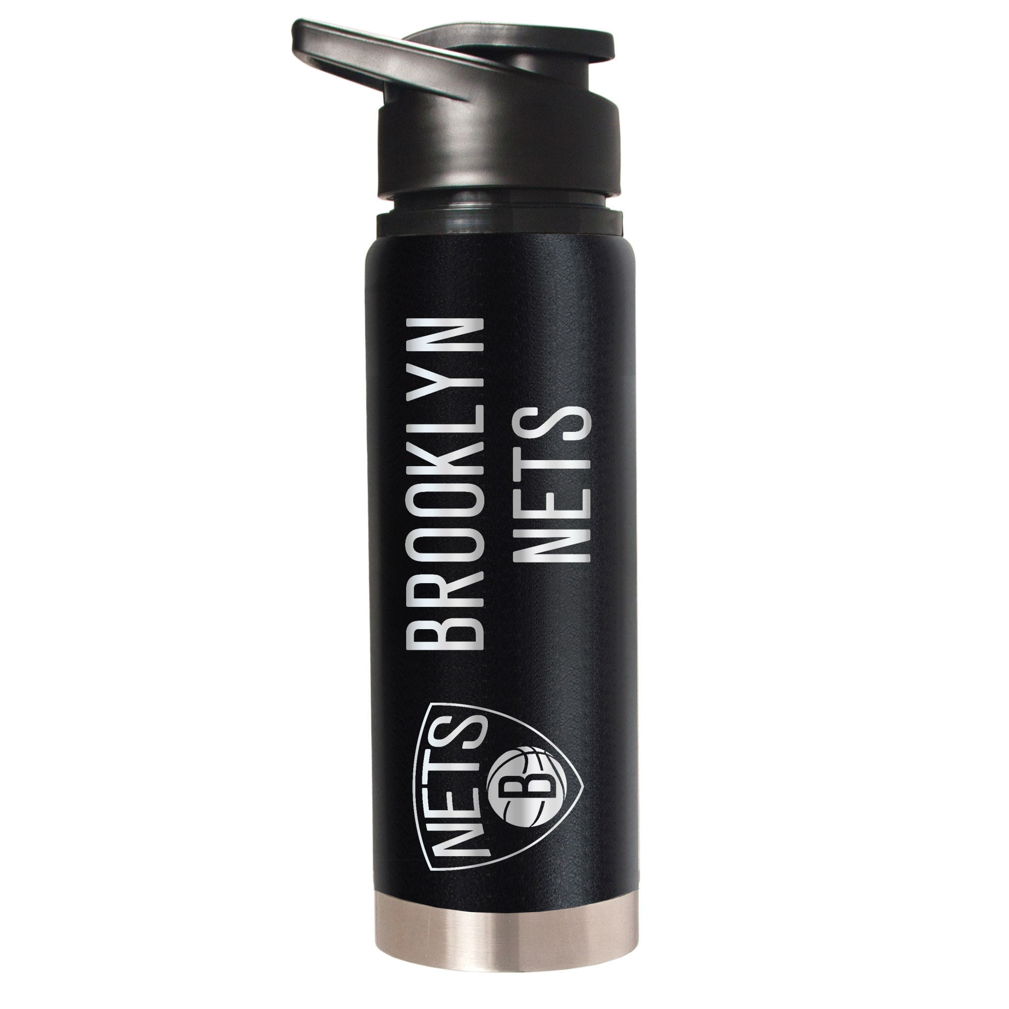 Brooklyn Nets 20oz. Stealth Water Bottle