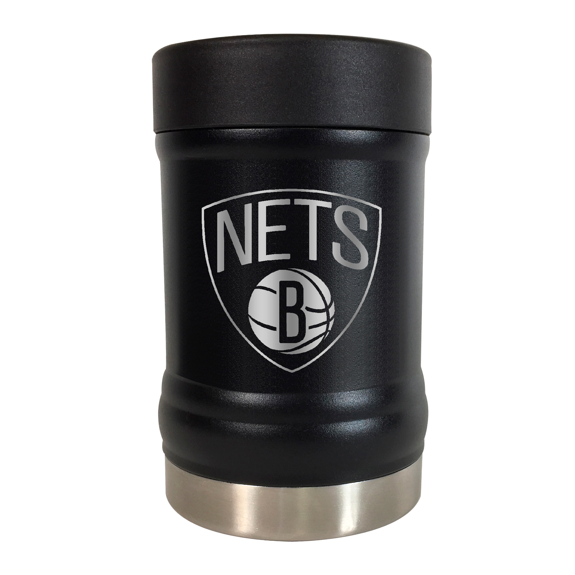 Brooklyn Nets 12oz. Stealth Can Holder
