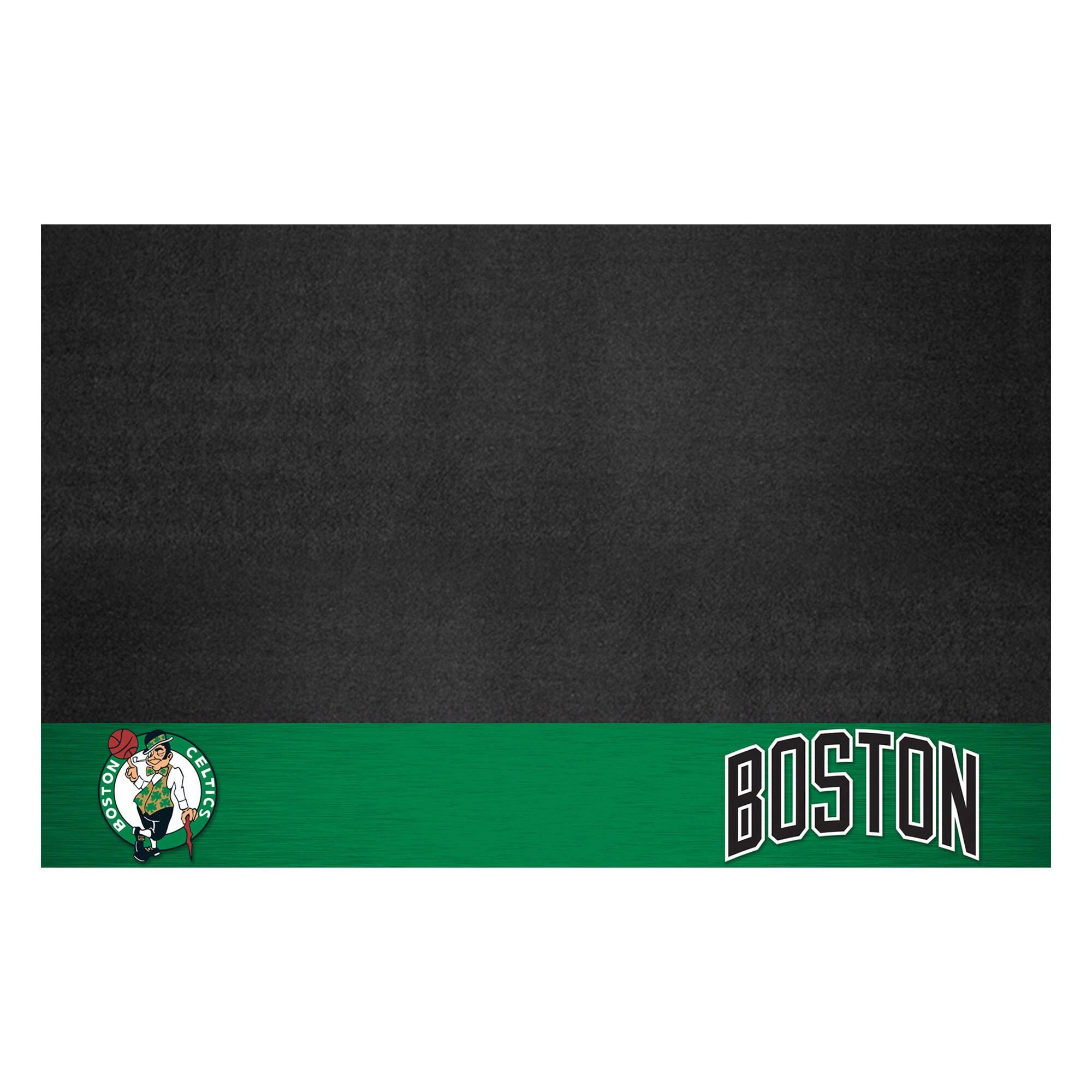 """Boston Celtics 26"""" x 42"""" Grill Mat"""