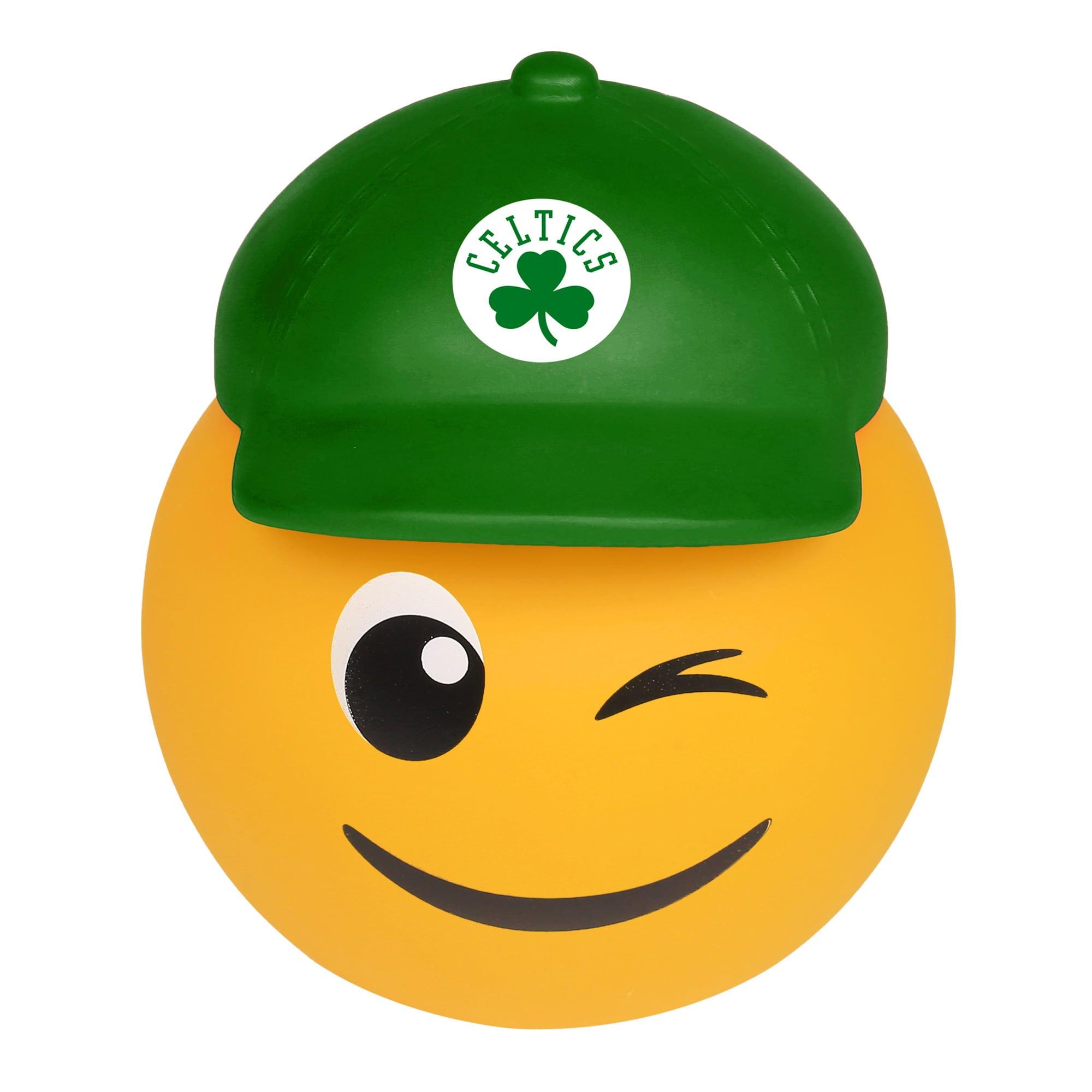 Boston Celtics Teamoji Wink Vinyl Bank