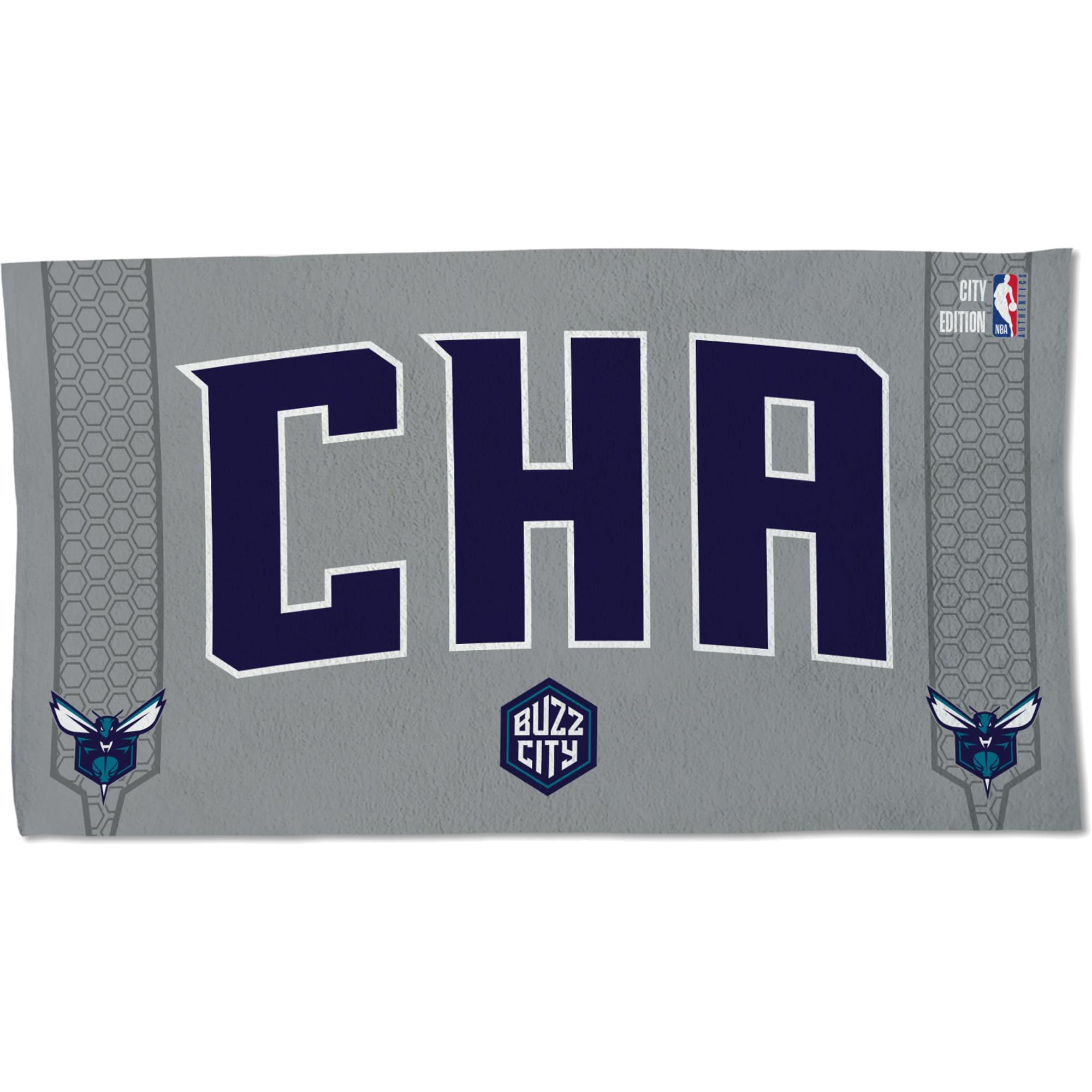 Charlotte Hornets WinCraft 2019/20 City Edition 22'' x 42'' Official Locker Room Towel