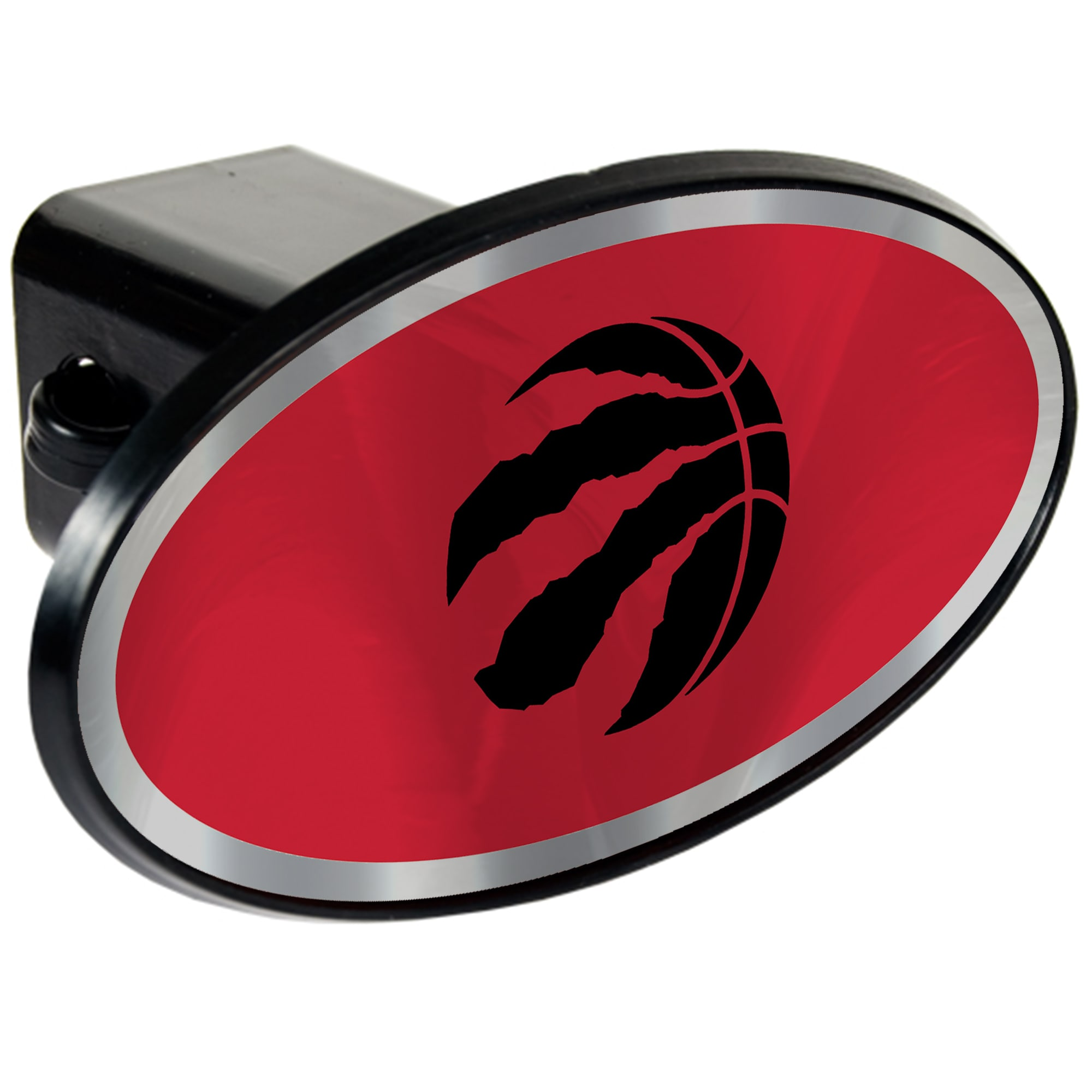 Toronto Raptors Oval Car Hitch Cover