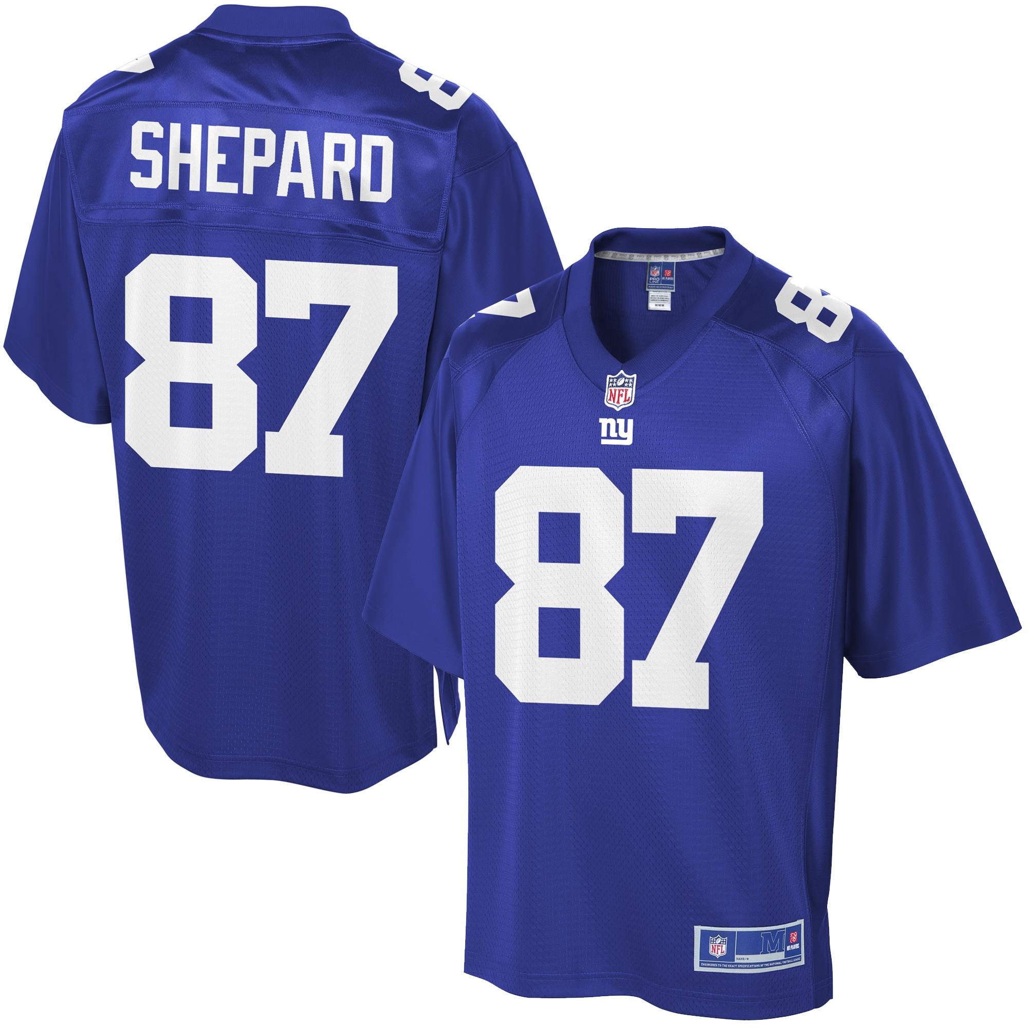 Sterling Shepard New York Giants Pro Line Player Jersey - Royal