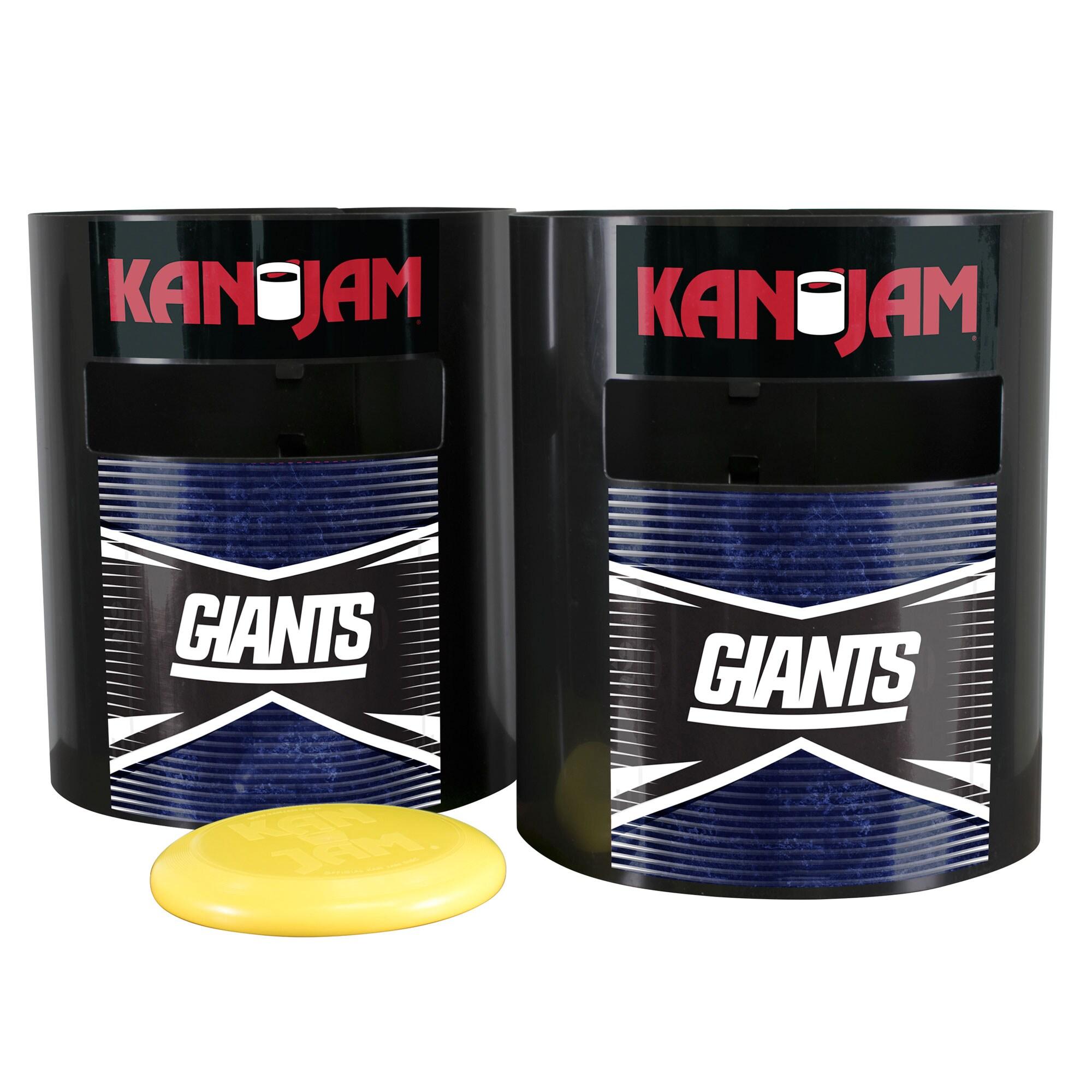 New York Giants Kan Jam Disc Game