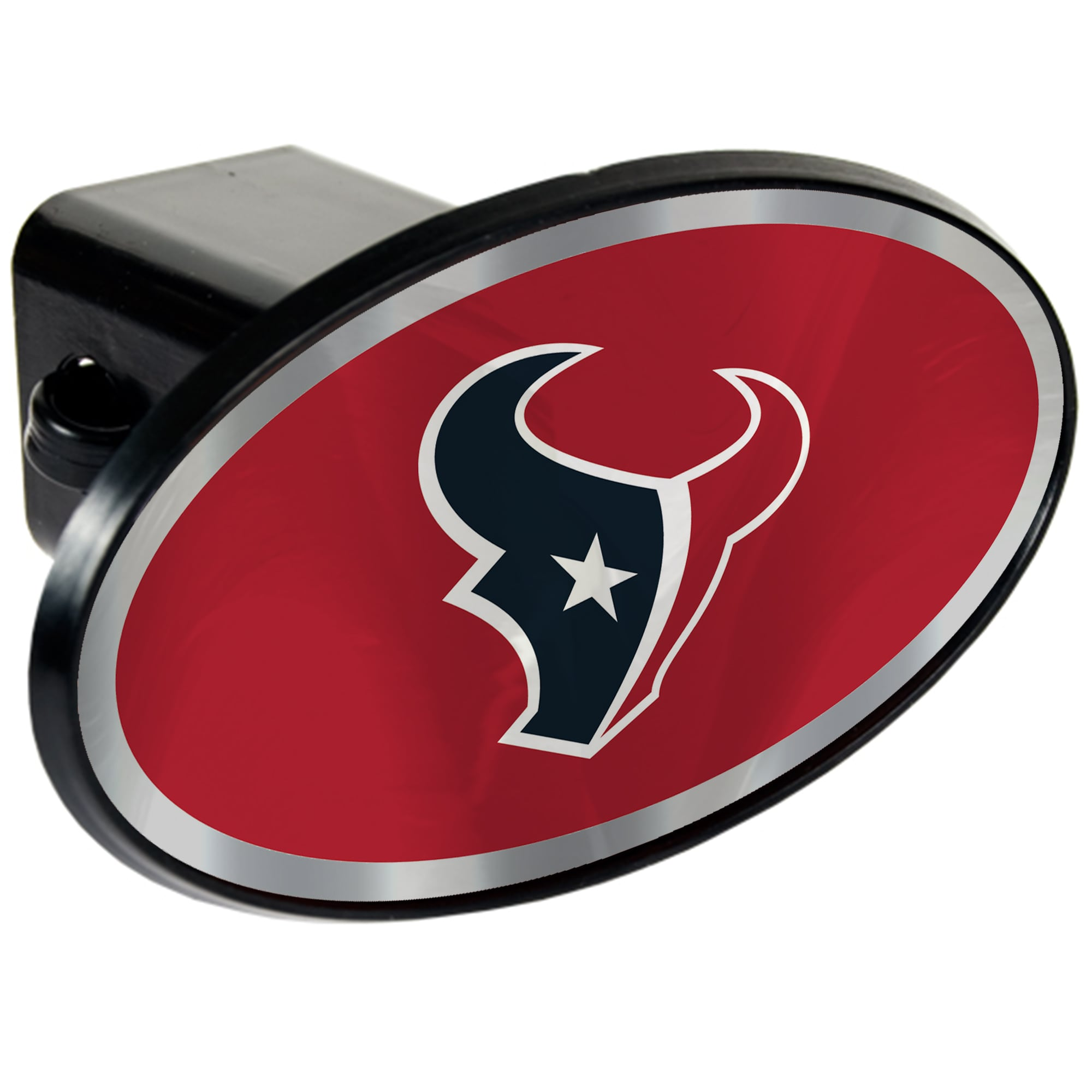 Houston Texans Oval Car Hitch Cover