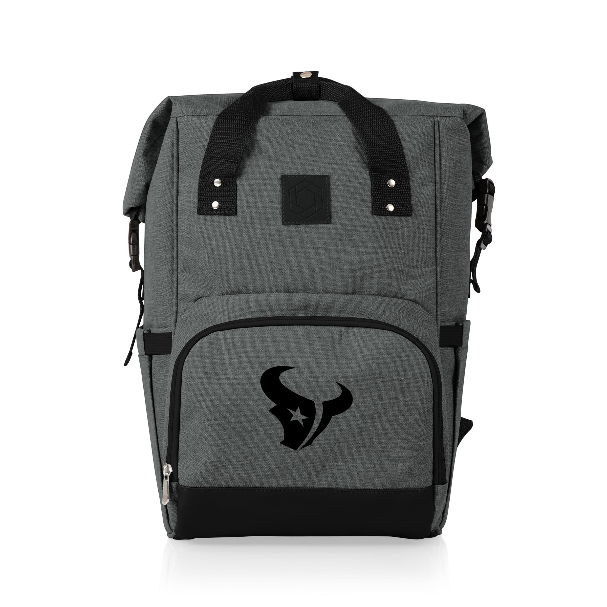 Houston Texans Backpack - Gray