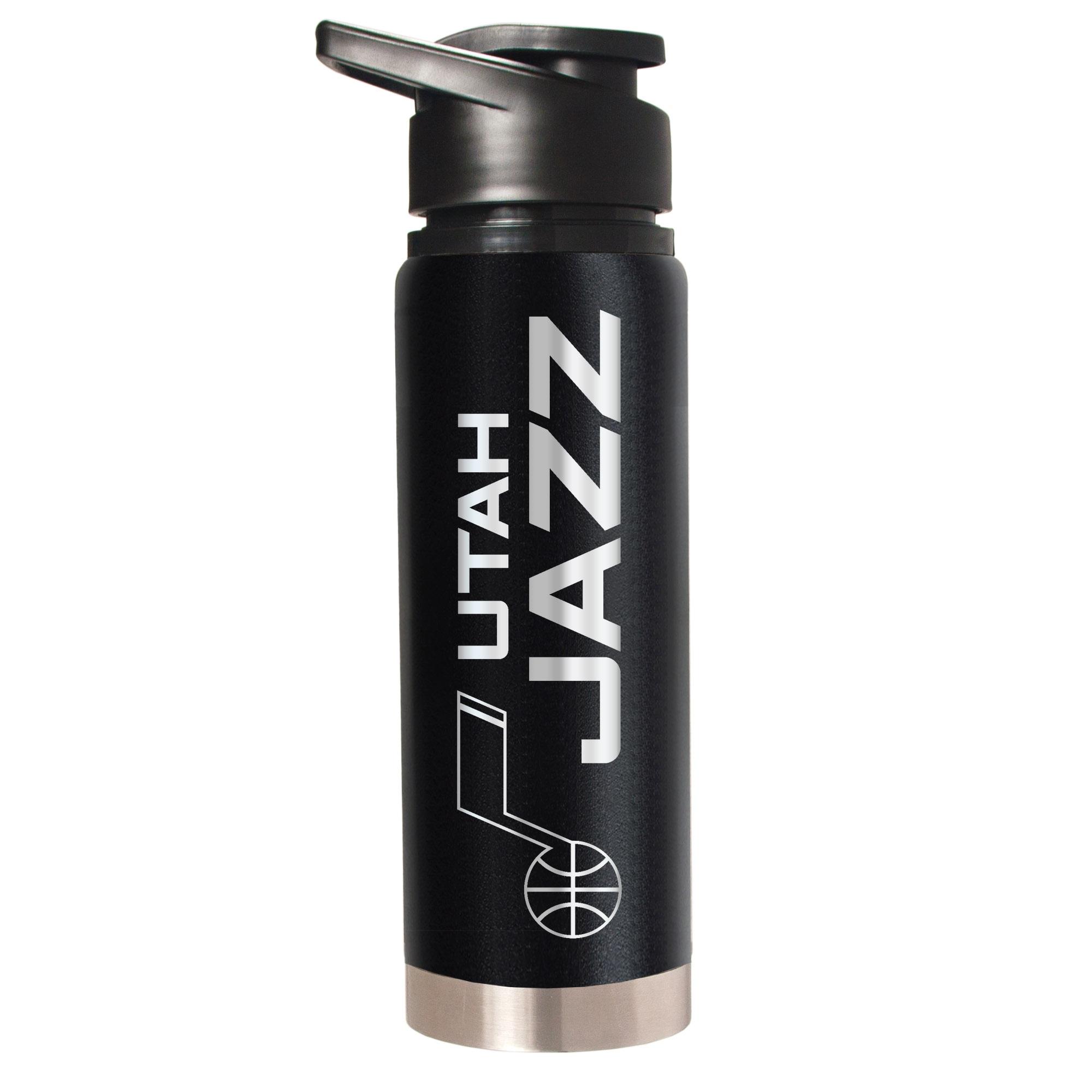 Utah Jazz 20oz. Stealth Water Bottle