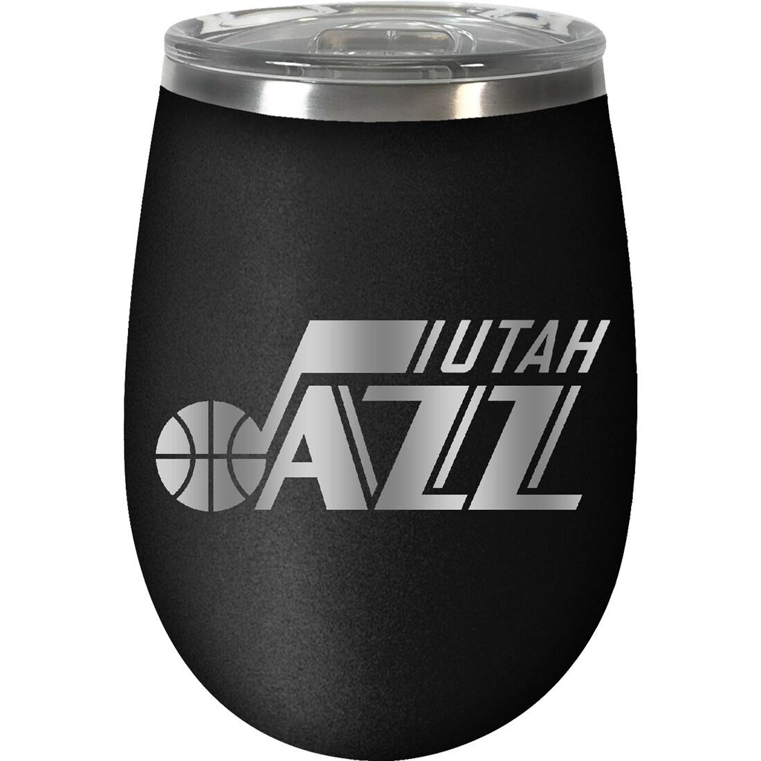 Utah Jazz 12oz. Stealth Wine Tumbler