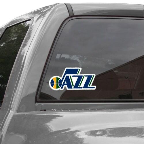 "Utah Jazz WinCraft 8"" x 8"" Color Decal"
