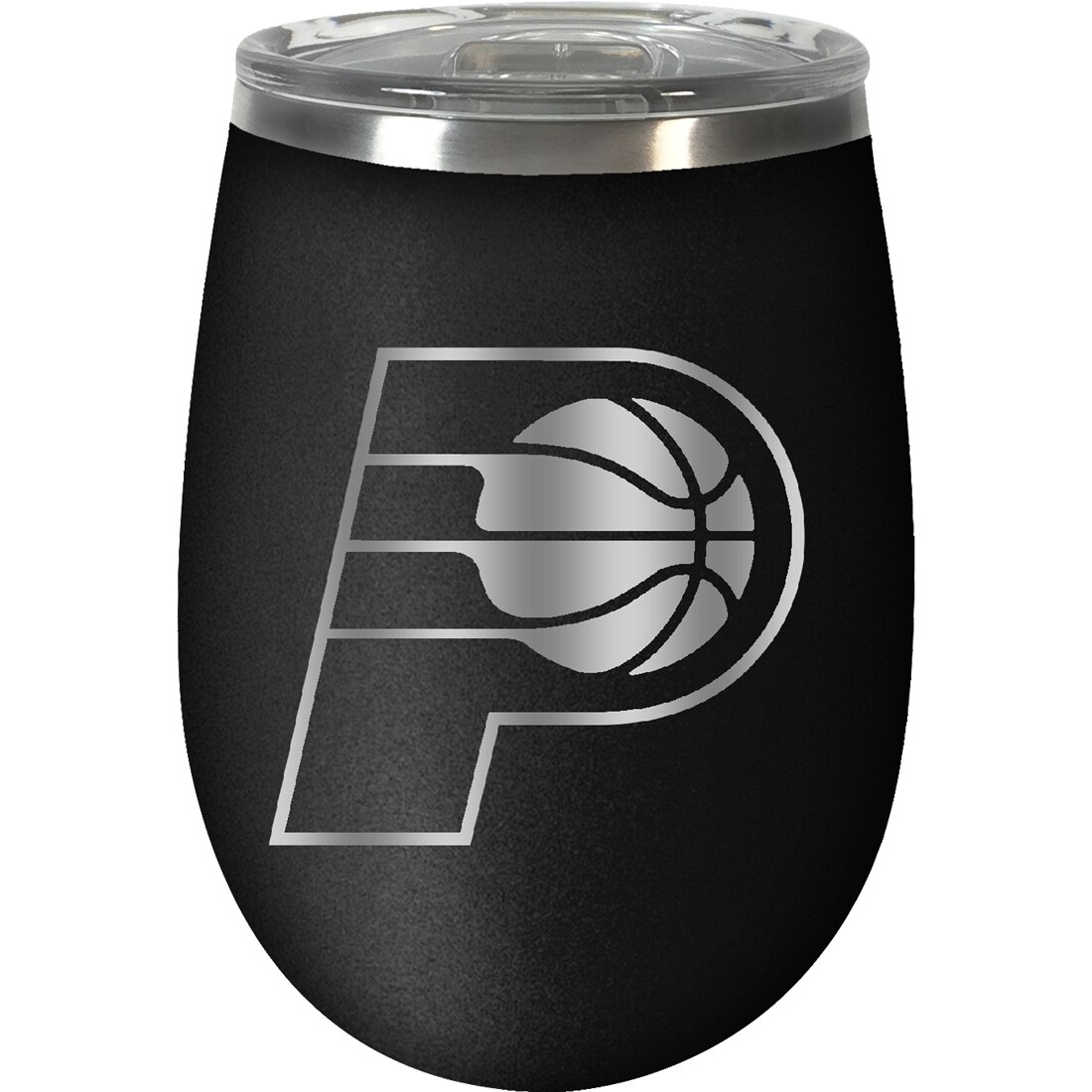 Indiana Pacers 12oz. Stealth Wine Tumbler