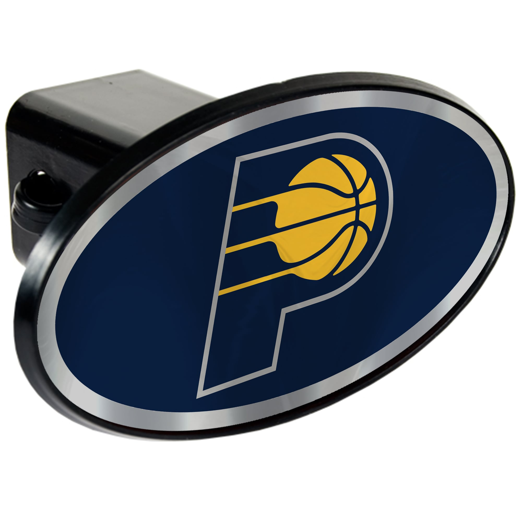 Indiana Pacers Oval Car Hitch Cover