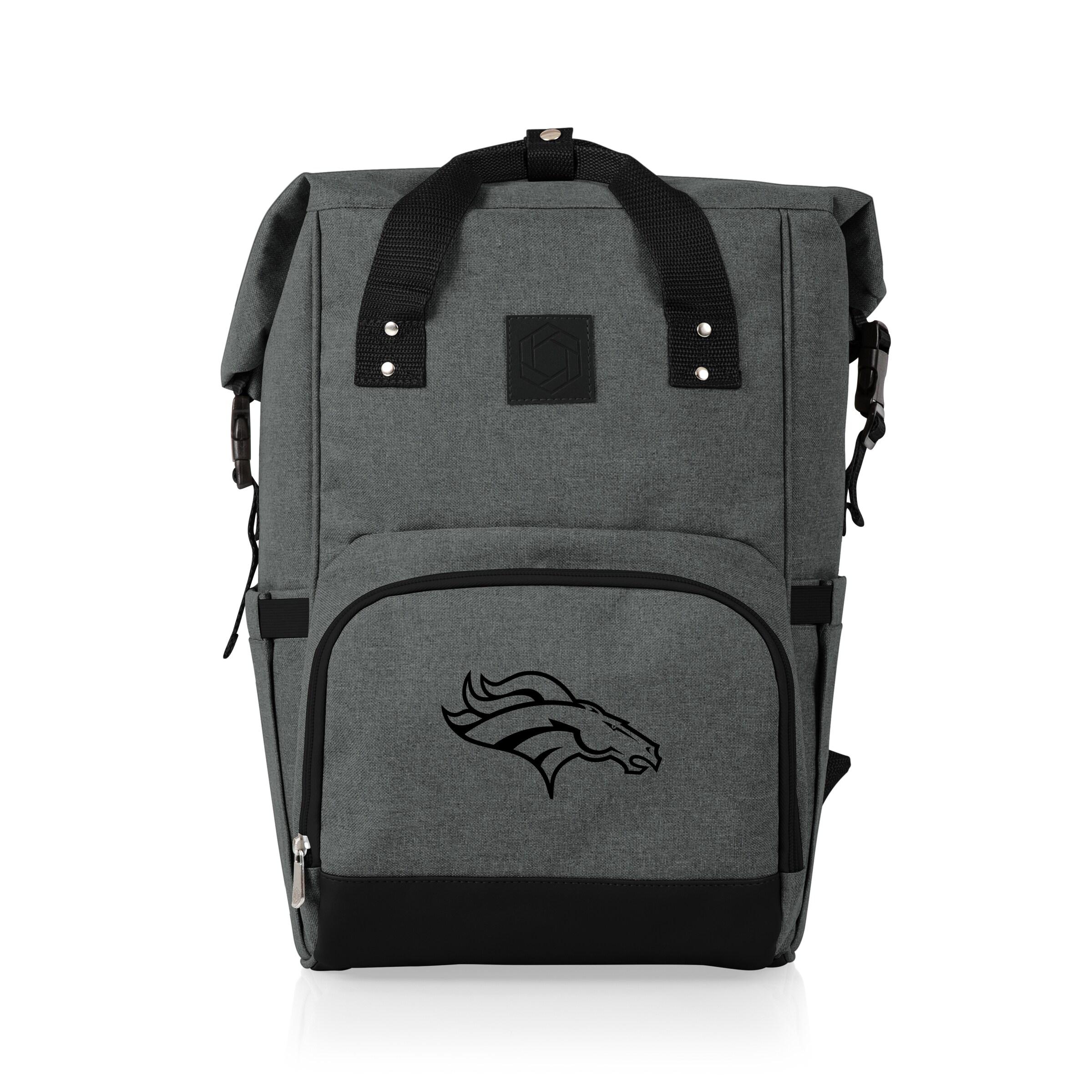 Denver Broncos Backpack - Gray