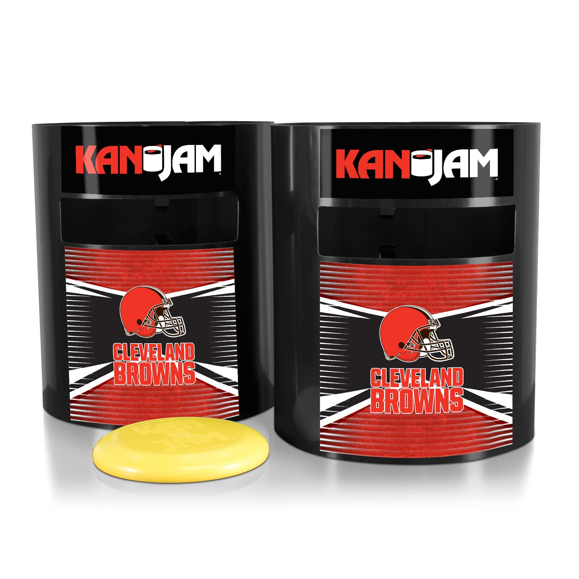 Cleveland Browns Kan Jam Disc Game