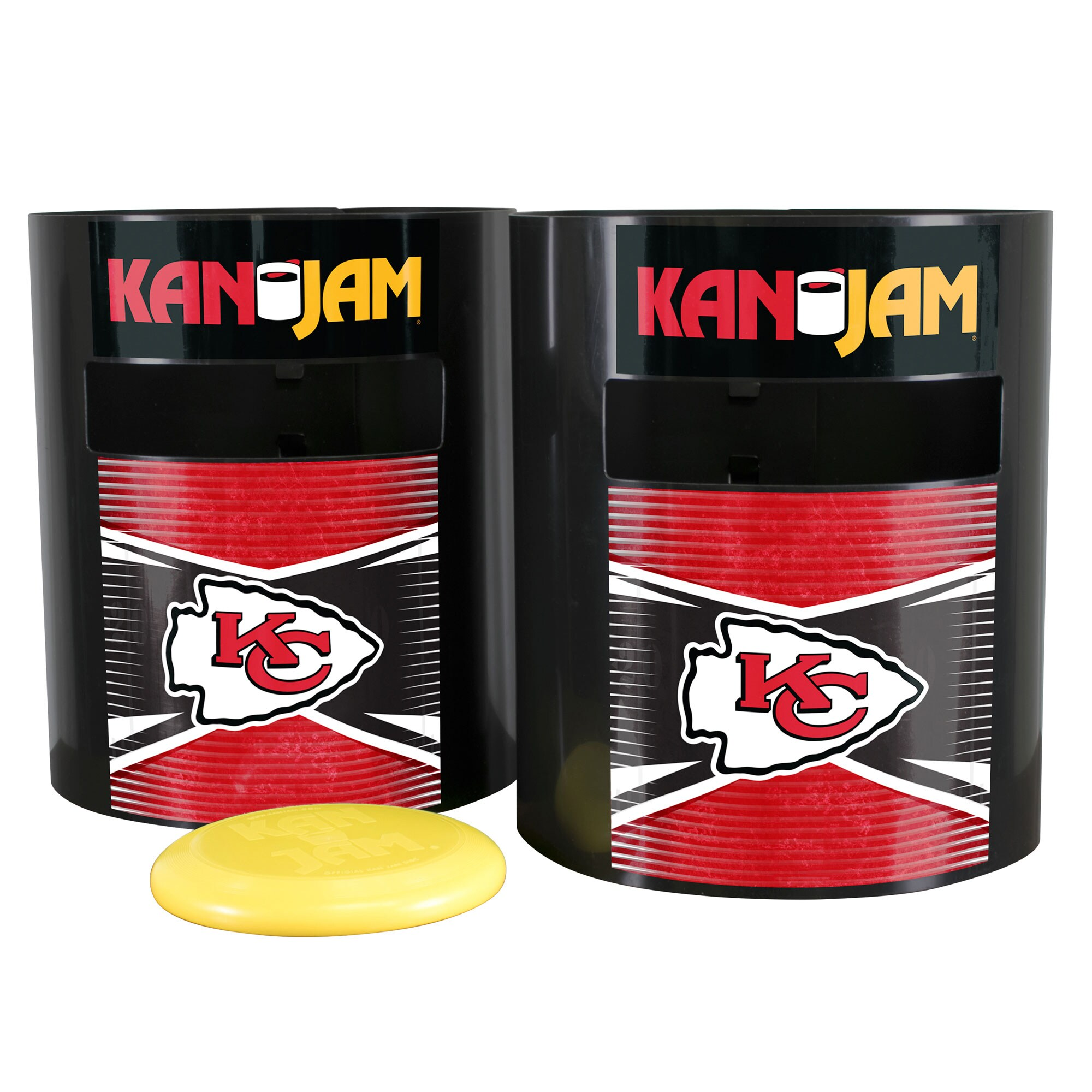 Kansas City Chiefs Kan Jam Disc Game