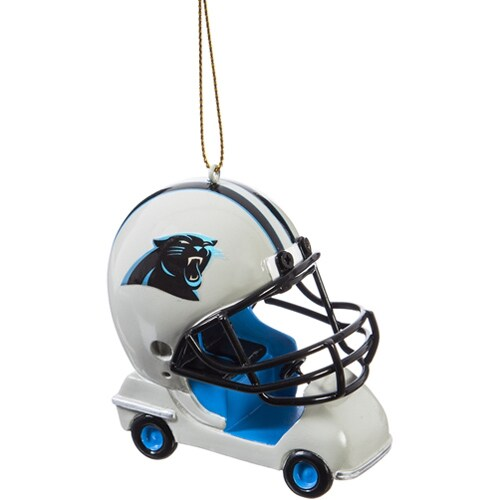 Carolina Panthers Field Car Ornament