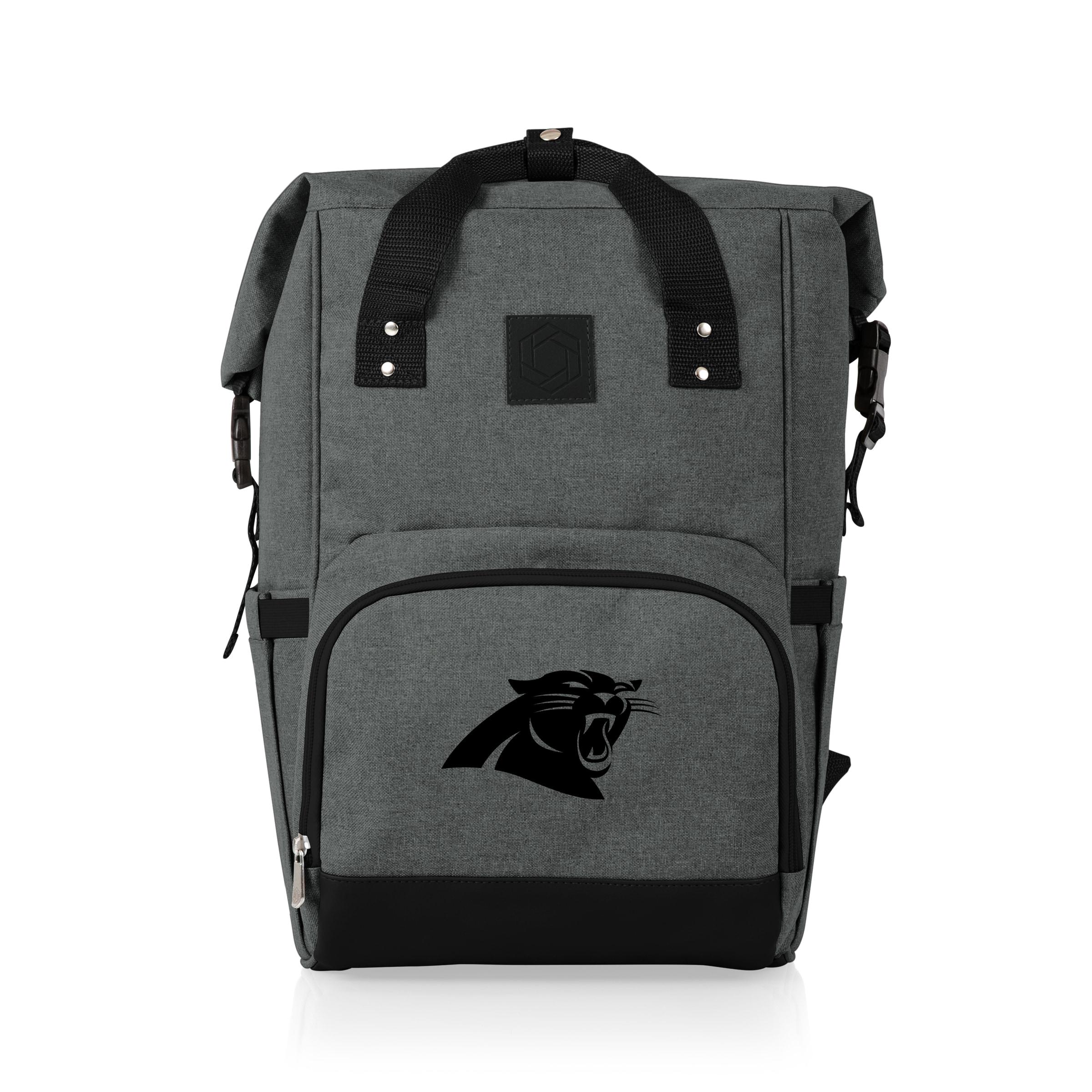 Carolina Panthers Backpack - Gray