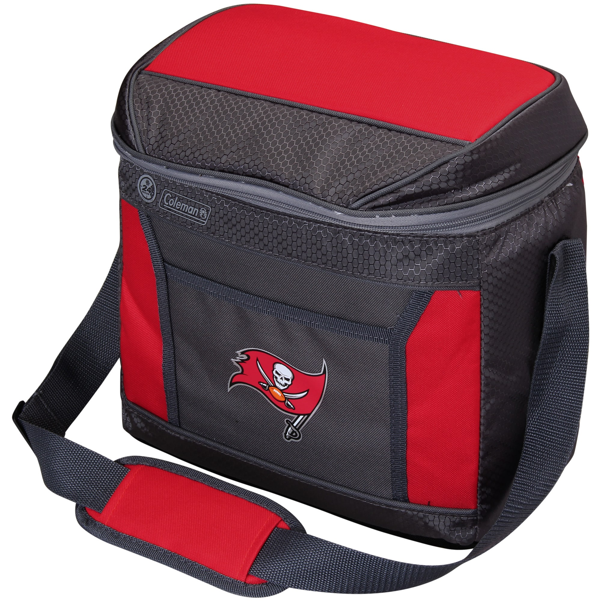 Tampa Bay Buccaneers Coleman 16-Can 24-Hour Soft-Sided Cooler
