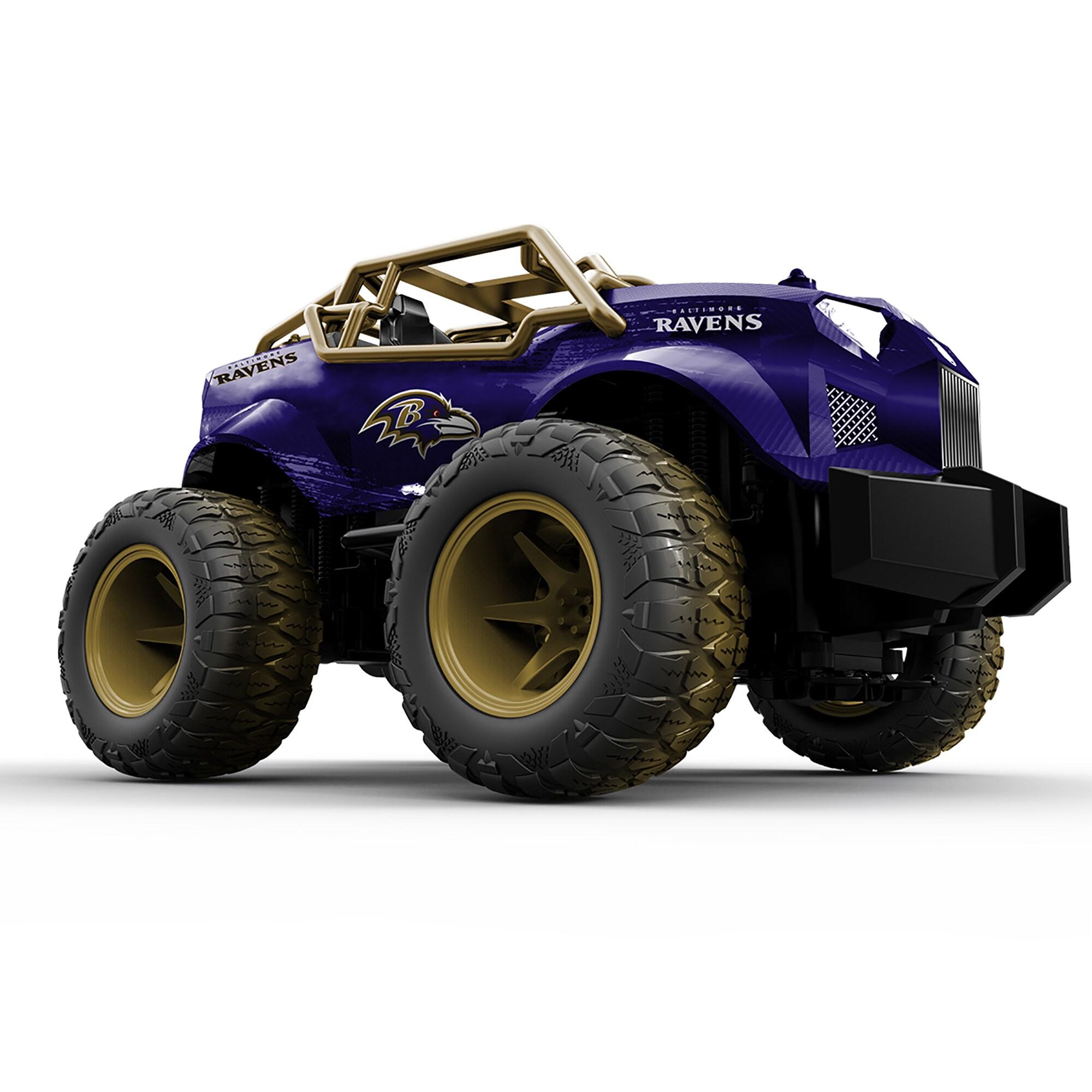 Baltimore Ravens Remote Control Monster Truck