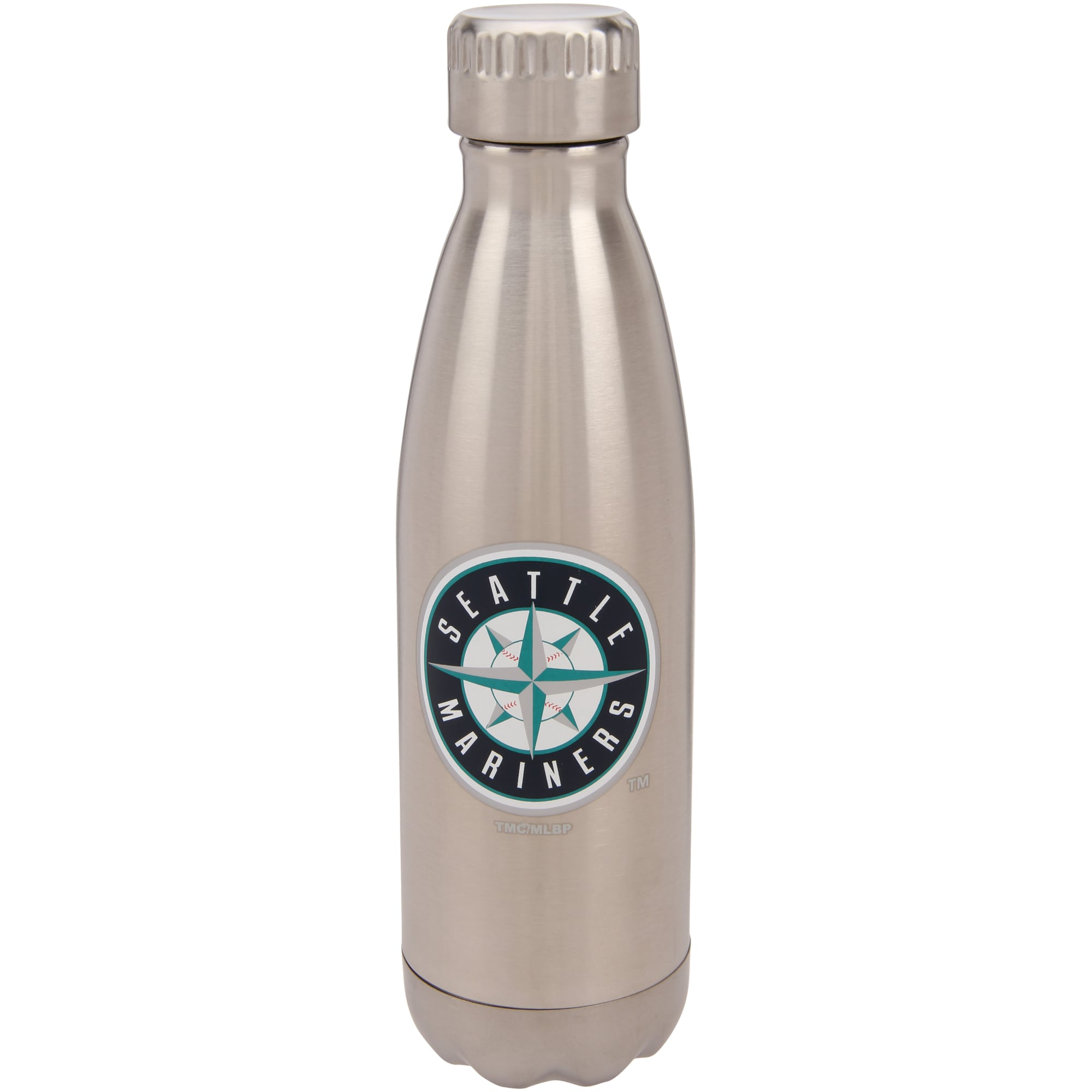 Seattle Mariners 16oz. Stainless Steel Water Bottle