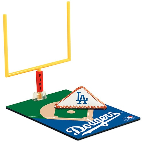 Los Angeles Dodgers WinCraft Fiki Football Game