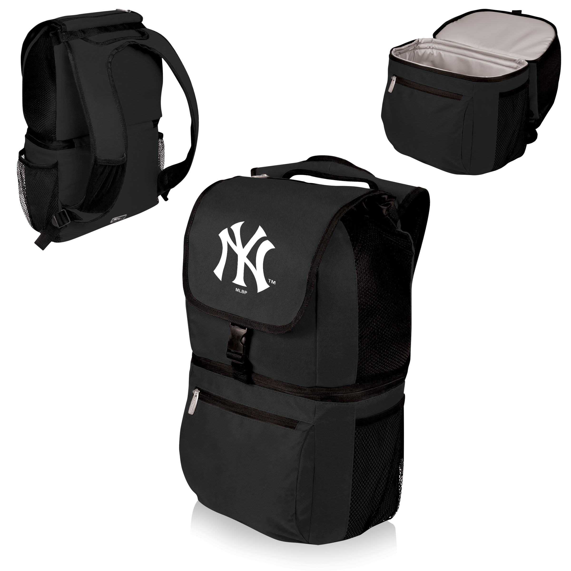New York Yankees Zuma Cooler Backpack - Black