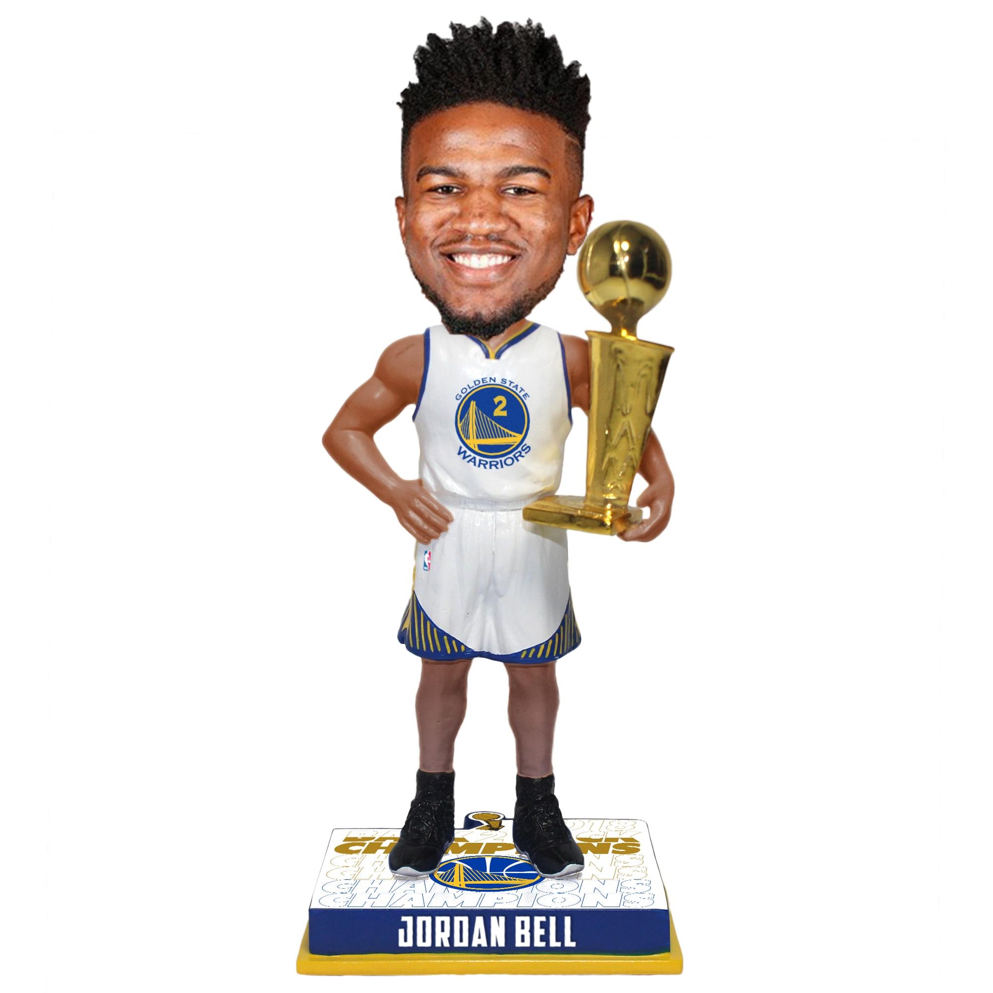 Golden State Warriors Jordan Bell 2018 NBA Finals Champions Player Bobblehead