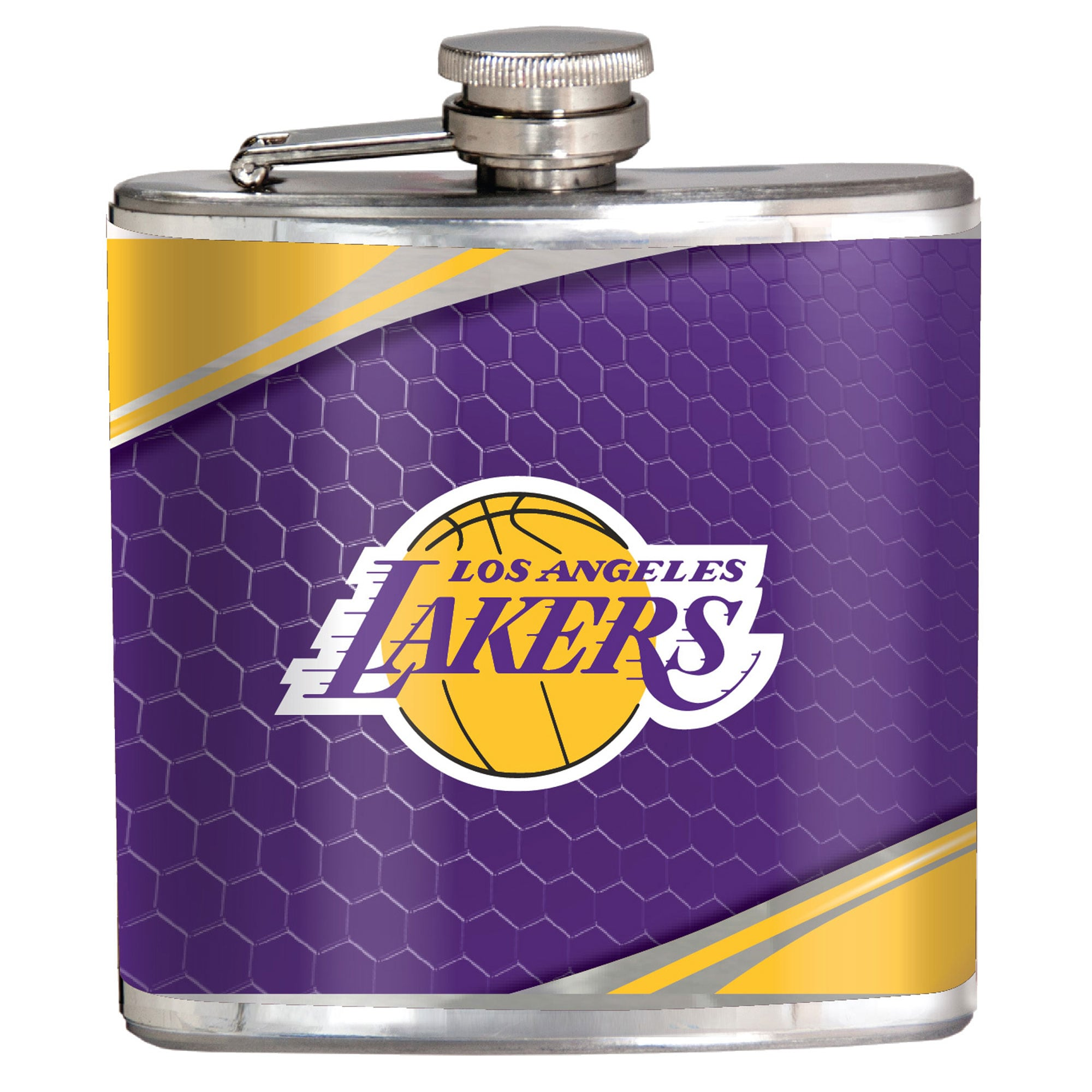 Los Angeles Lakers 6oz. Hip Flask