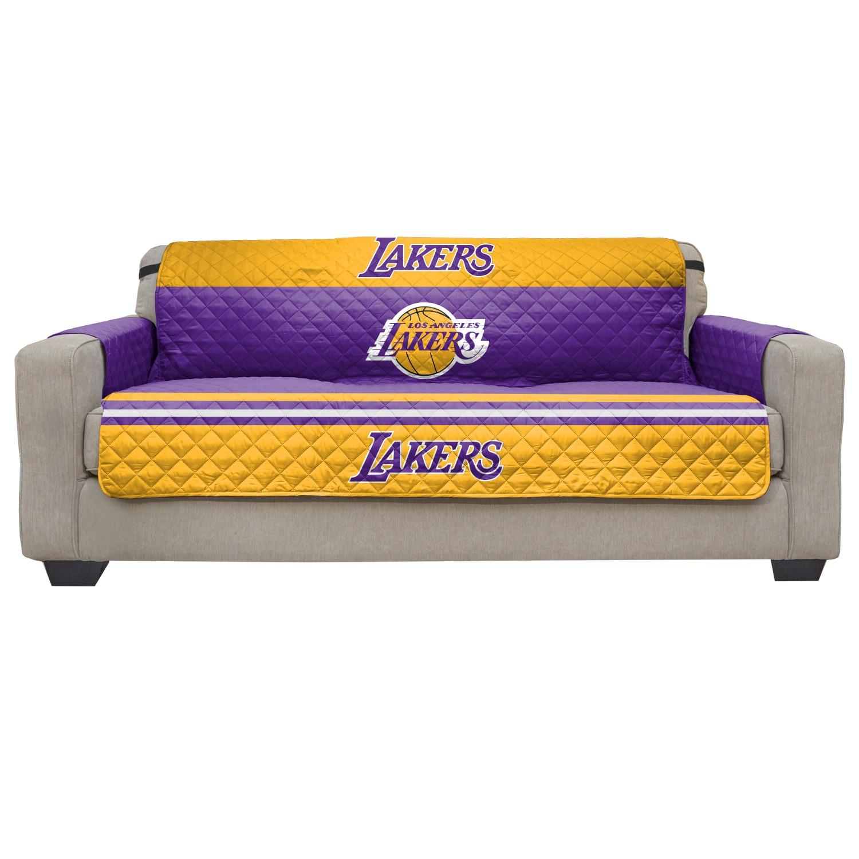 Los Angeles Lakers Sofa Protector